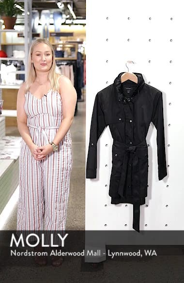 Lightweight Trench Coat, sales video thumbnail