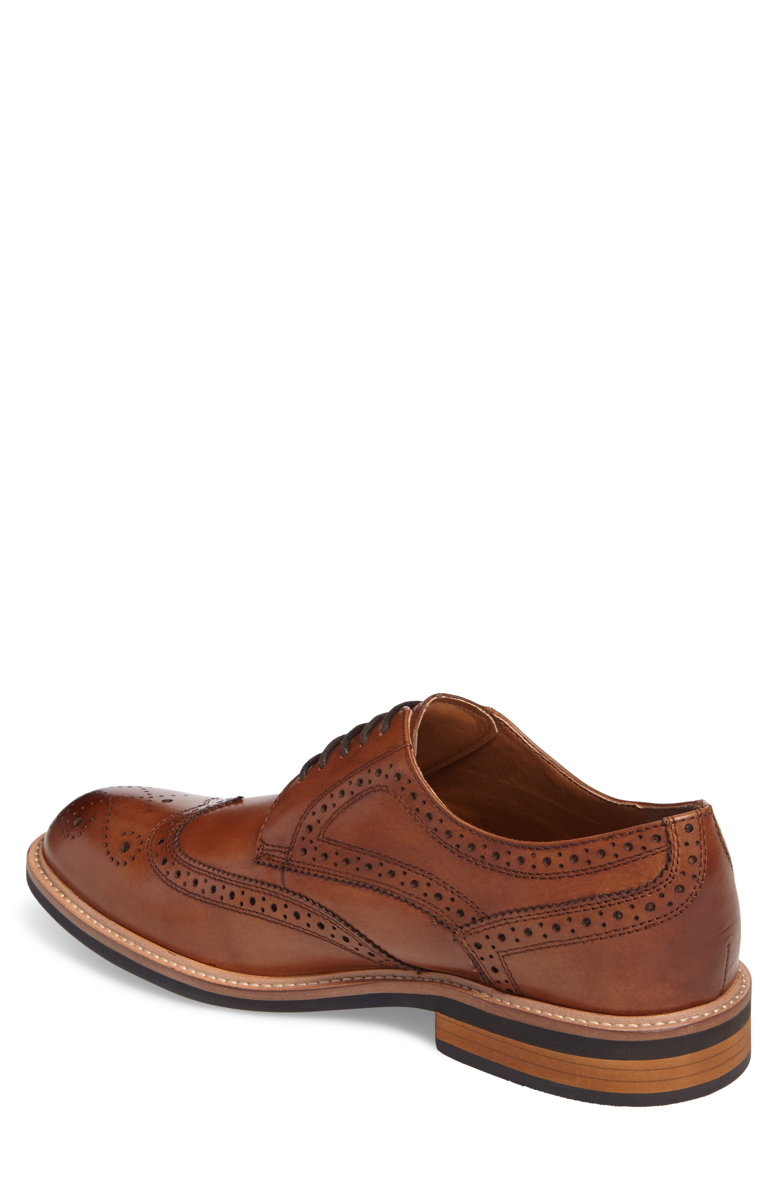 Kenneth Cole Reaction Wingtip,                             Alternate thumbnail 2, color,