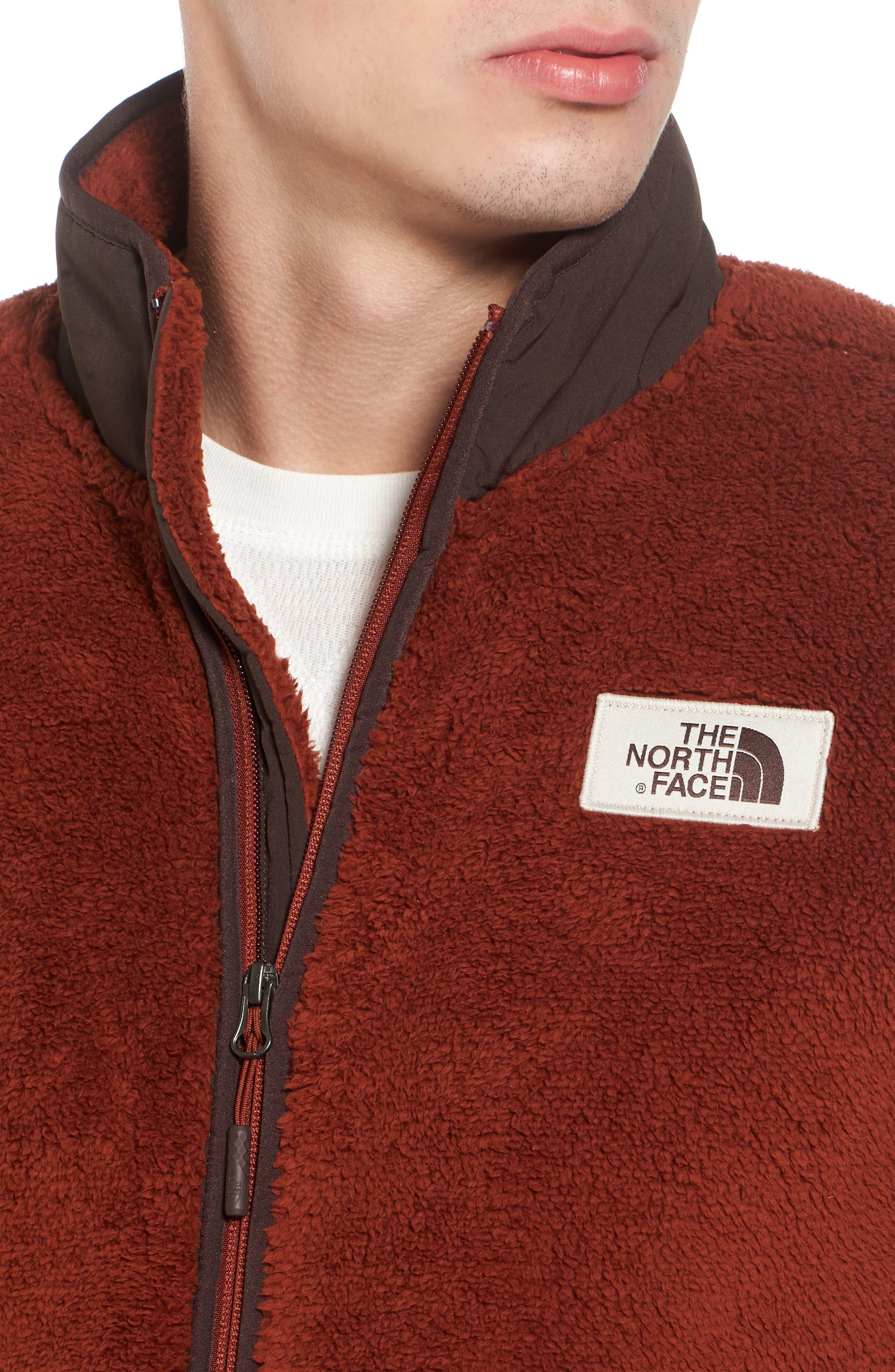 Campshire Zip Fleece Jacket,                             Alternate thumbnail 36, color,