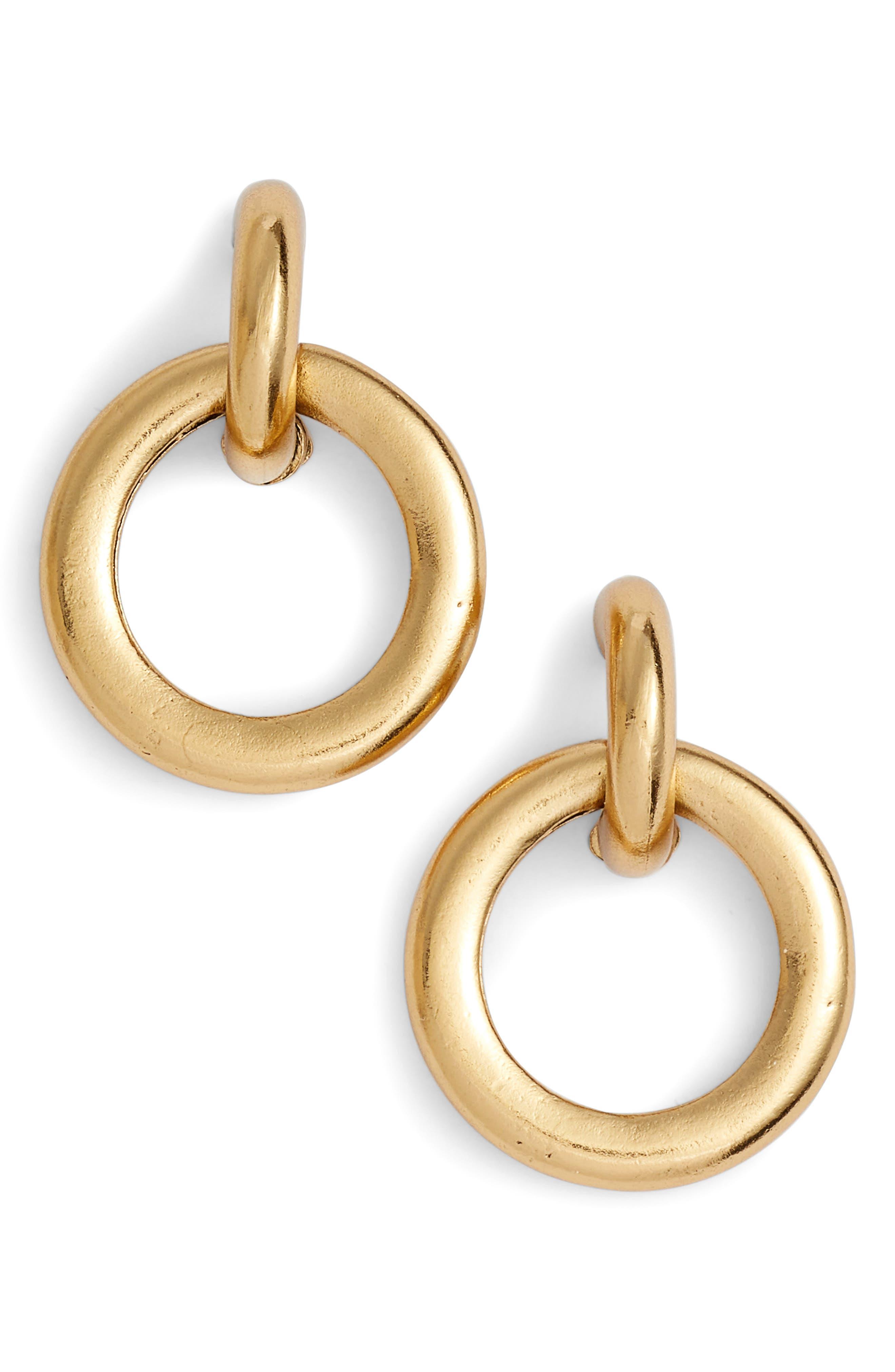 Jude Hoop Earrings,                         Main,                         color, 710