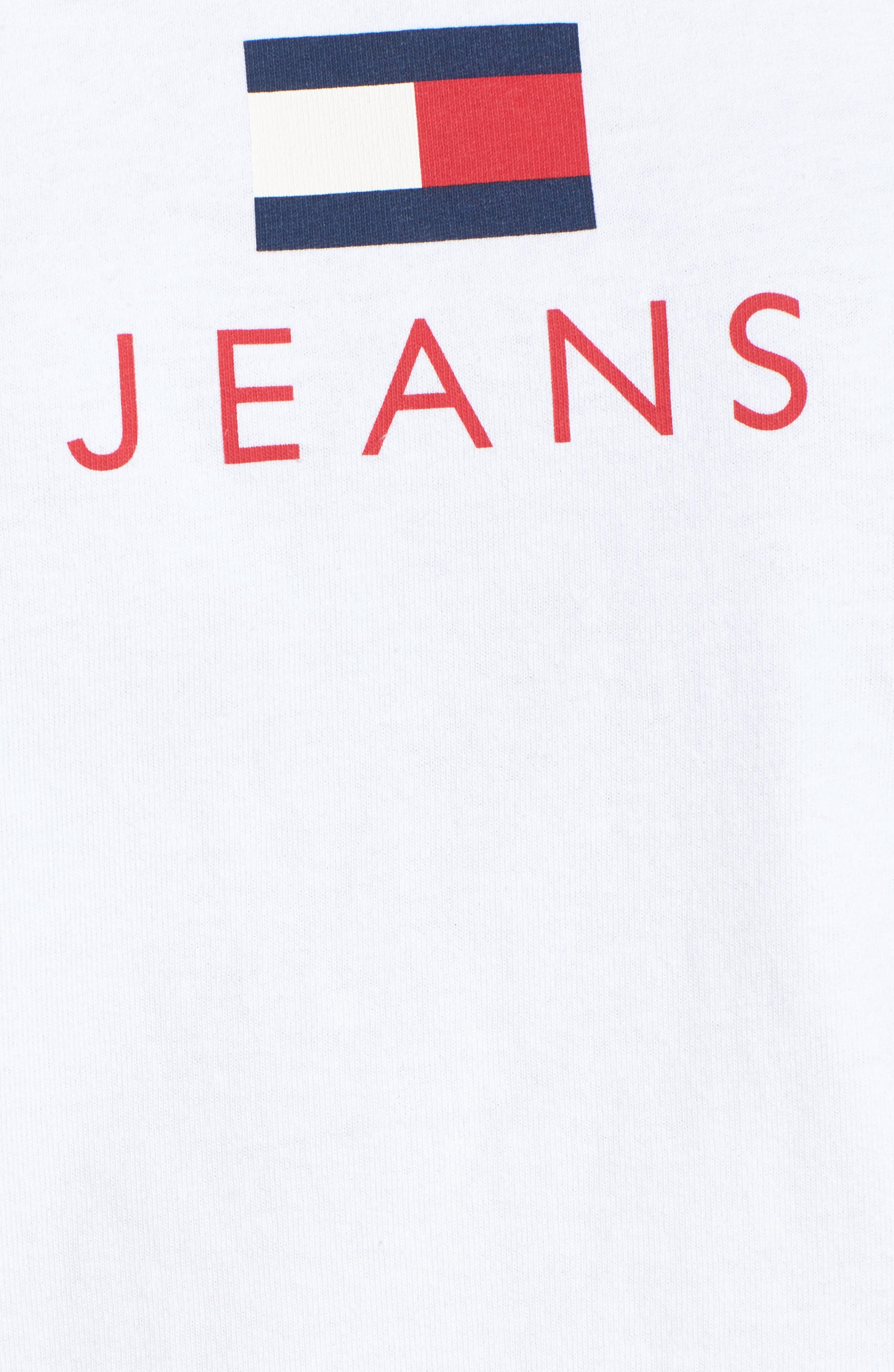 '90s Logo Tee,                             Alternate thumbnail 10, color,