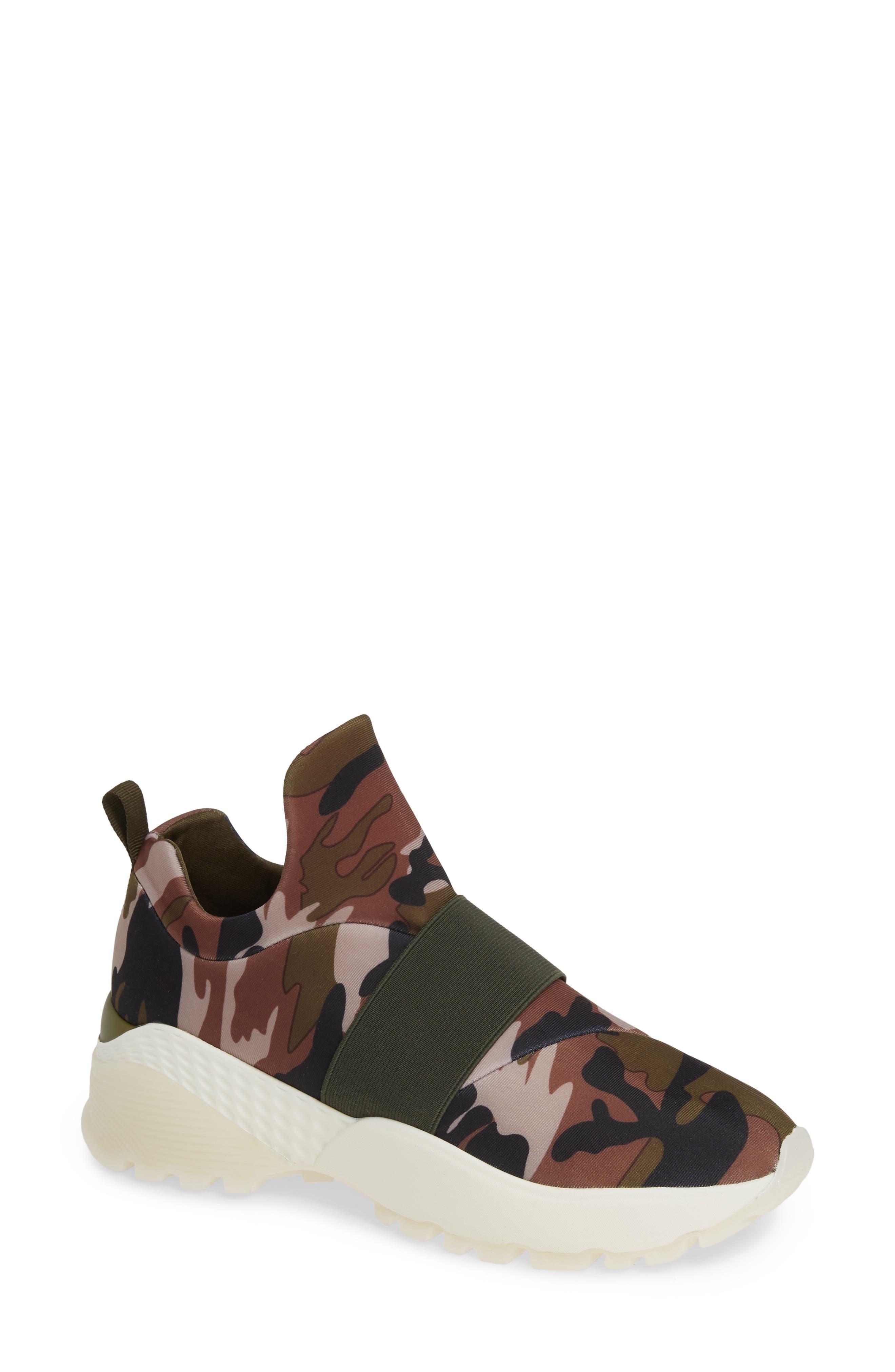 Jslides Slip-On Sneaker, Green