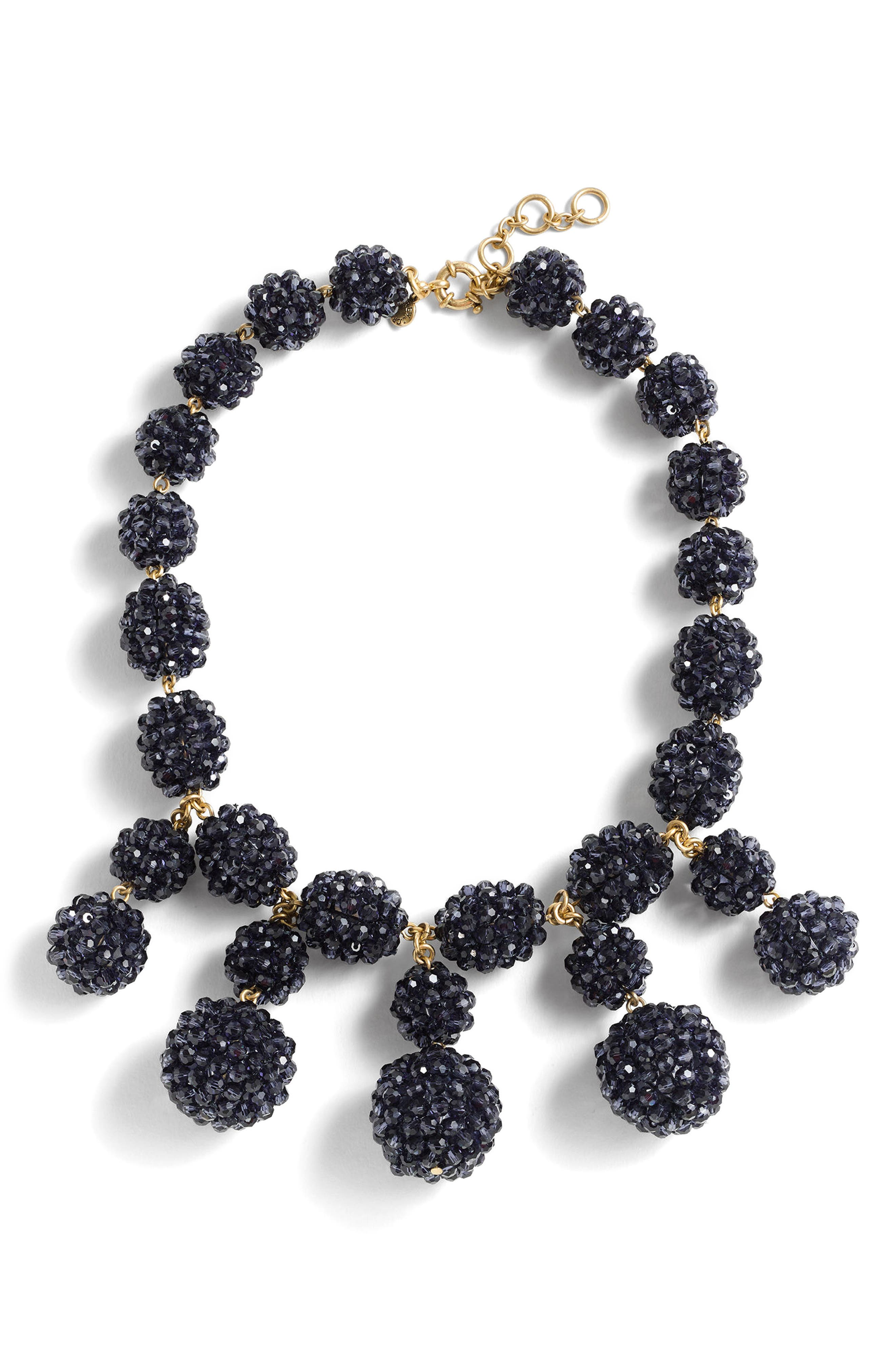 Blackberry Necklace,                         Main,                         color, 400