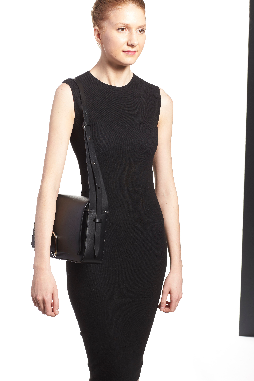 'Alix' Flap Shoulder Bag,                             Alternate thumbnail 9, color,