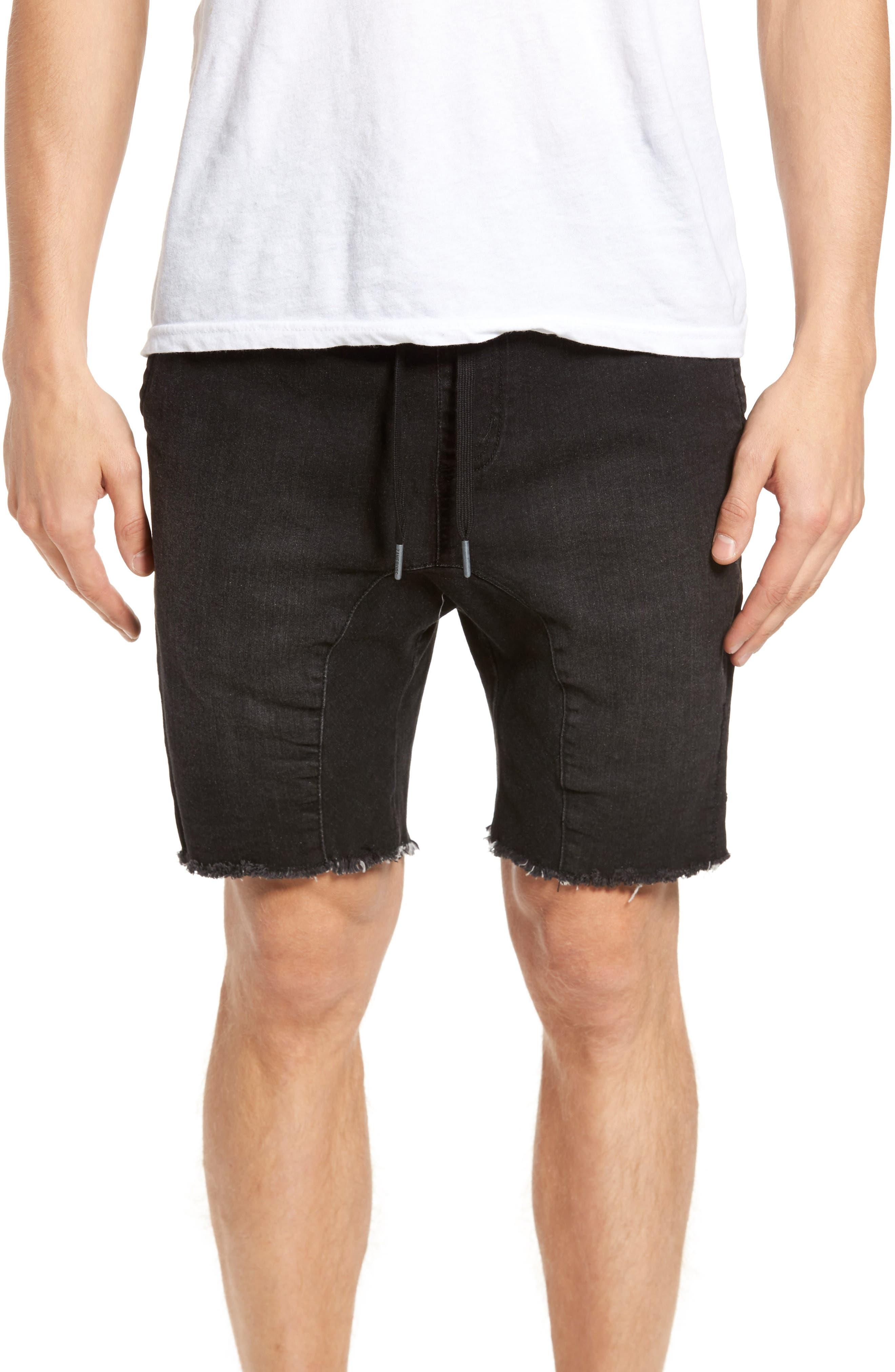 Sureshot Chino Shorts,                         Main,                         color, BLACK WASH