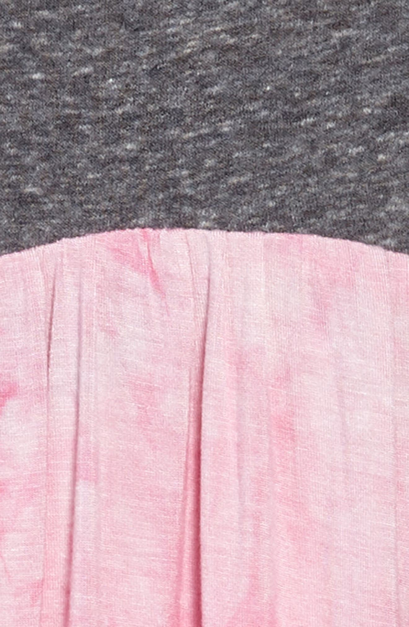 Maren Crisscross Dress,                             Alternate thumbnail 3, color,                             022