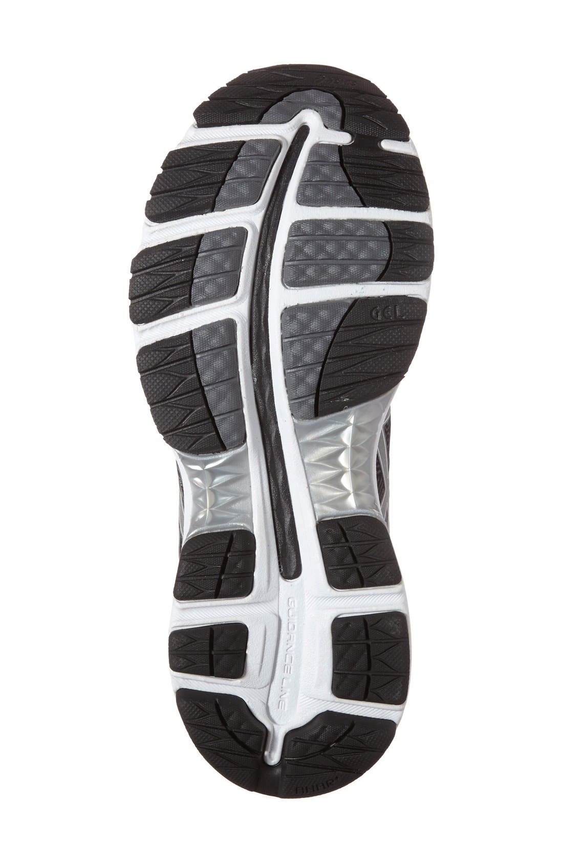 ASICS<SUP>®</SUP>,                             'GEL-Nimbus 18 Lite-Show' Running Shoe,                             Alternate thumbnail 4, color,                             003
