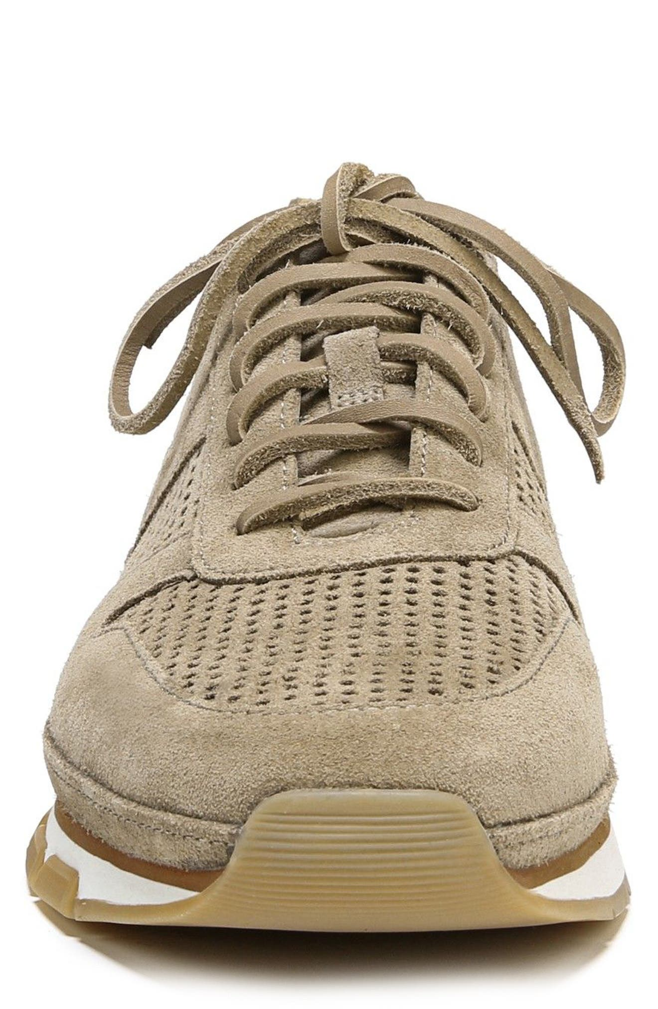 Larson Perforated Sneaker,                             Alternate thumbnail 4, color,                             250
