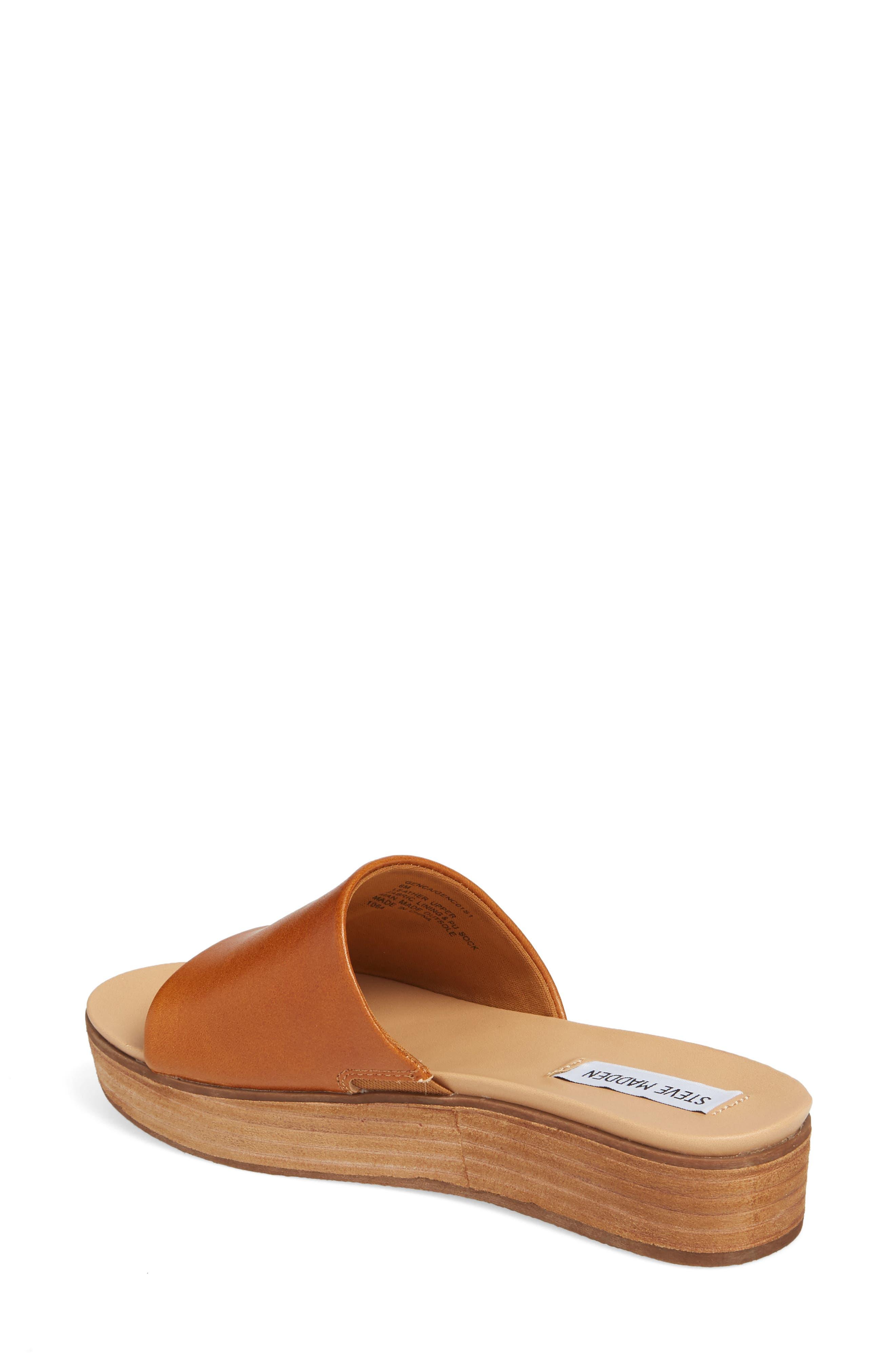 Genca Slide Sandal,                             Alternate thumbnail 5, color,