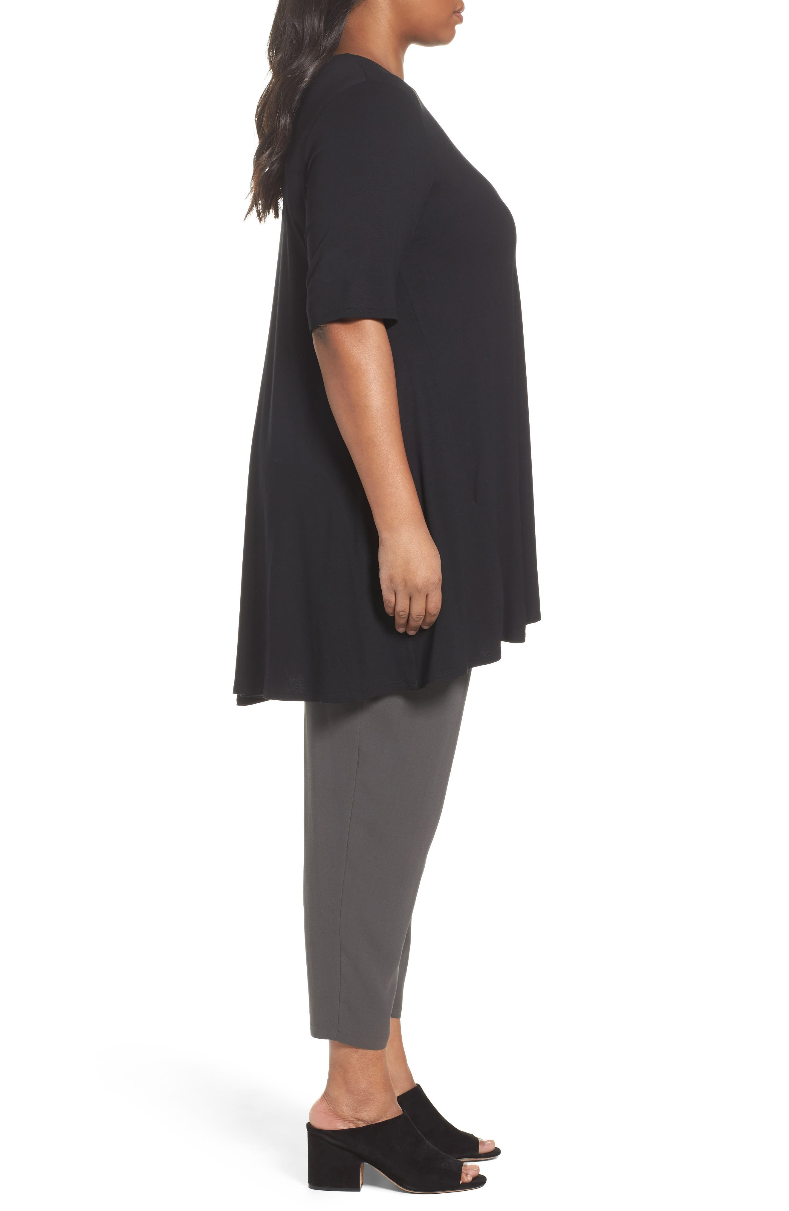 Jersey Tunic,                             Alternate thumbnail 9, color,