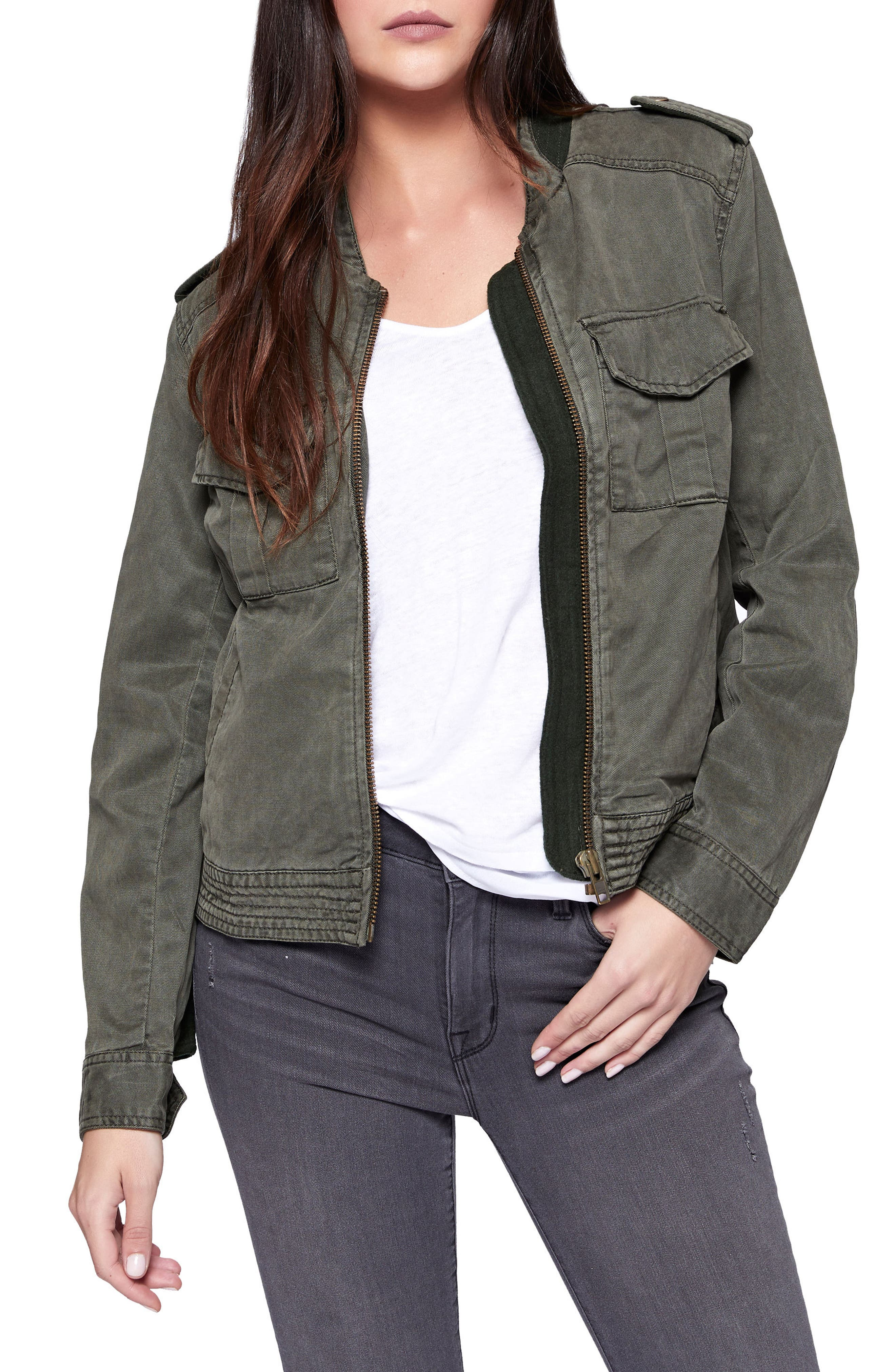 War Is Over Jacket,                         Main,                         color, 312