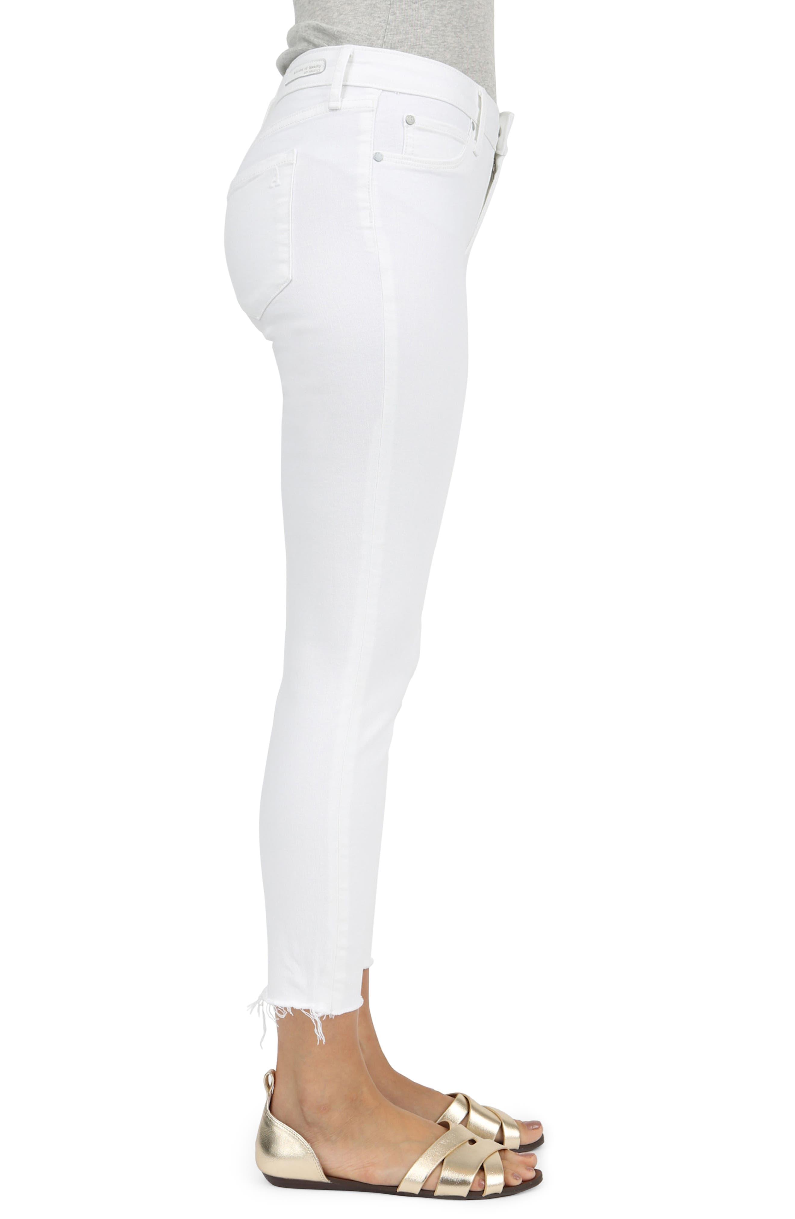 Katie Crop Skinny Jeans,                             Alternate thumbnail 3, color,                             140