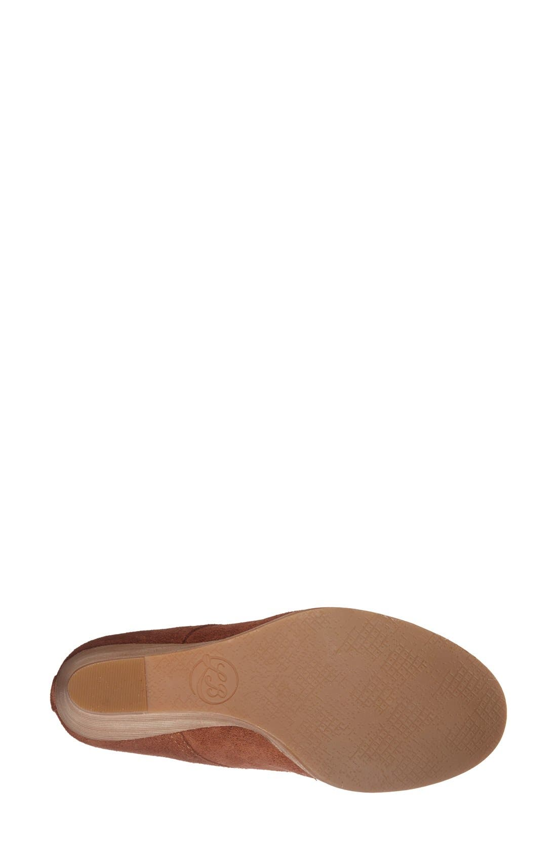 'Yoniana' Wedge Bootie,                             Alternate thumbnail 12, color,
