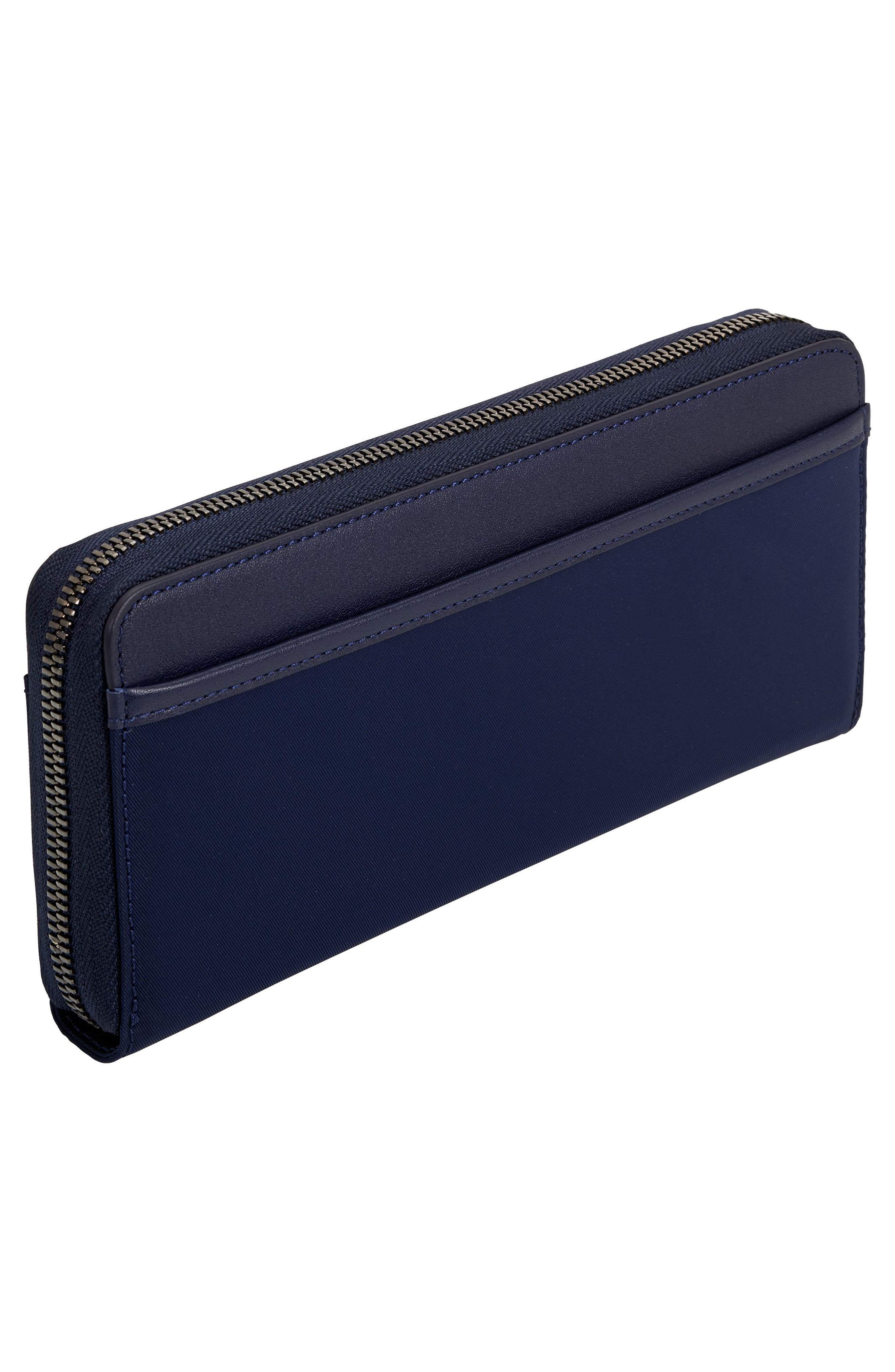 Continental Zip Tech Wallet,                             Alternate thumbnail 13, color,