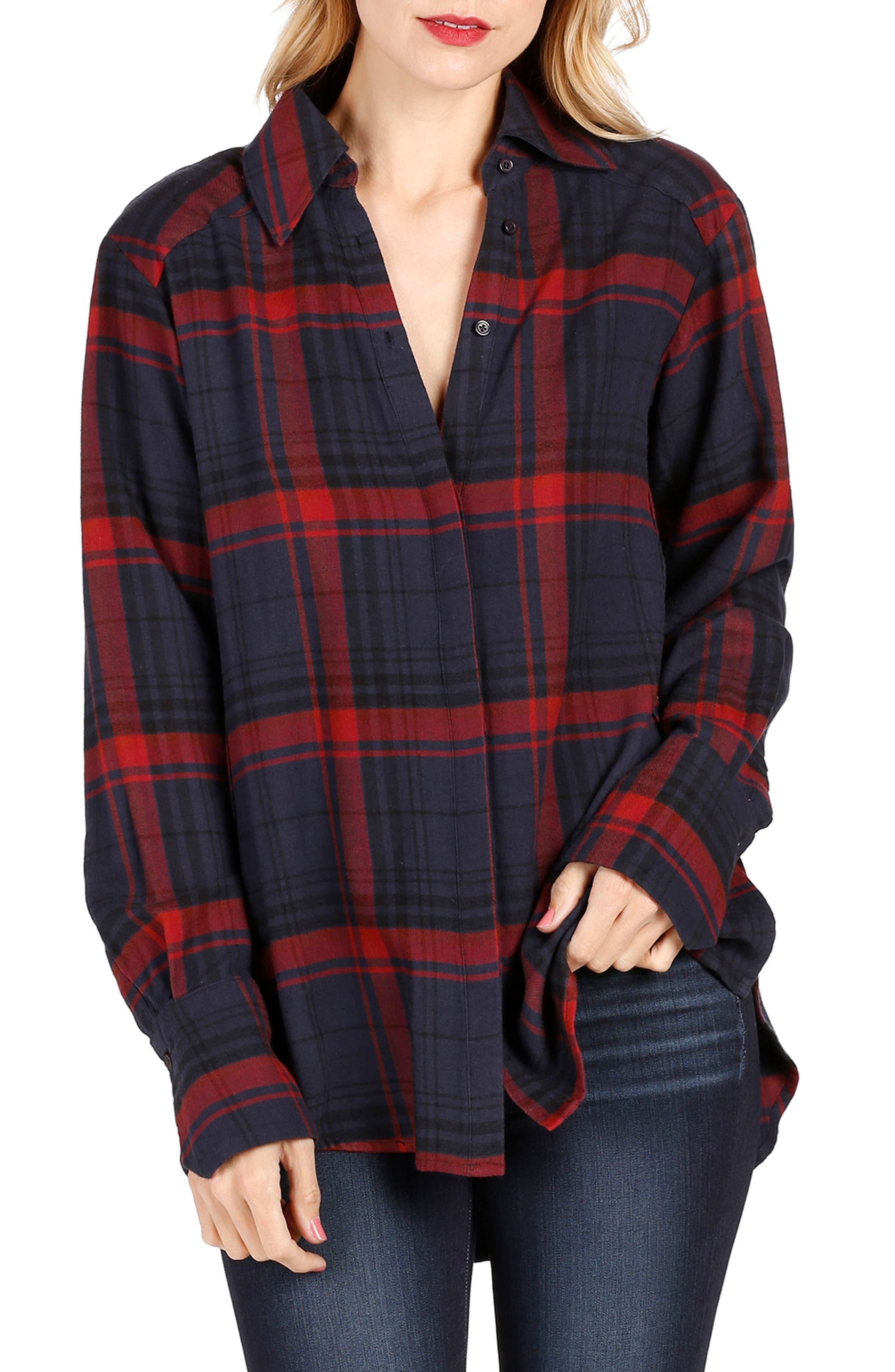 Clemence Shirt,                         Main,                         color, 460