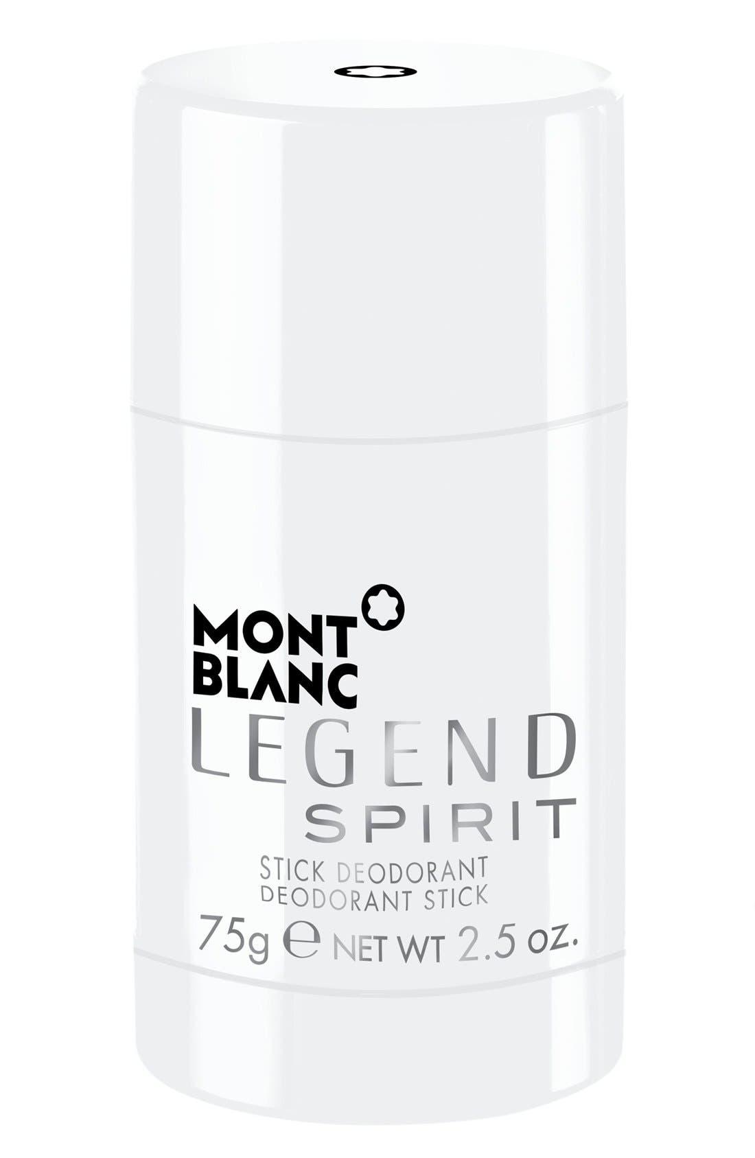 'Legend Spirit' Deodorant Stick,                             Main thumbnail 1, color,                             NO COLOR