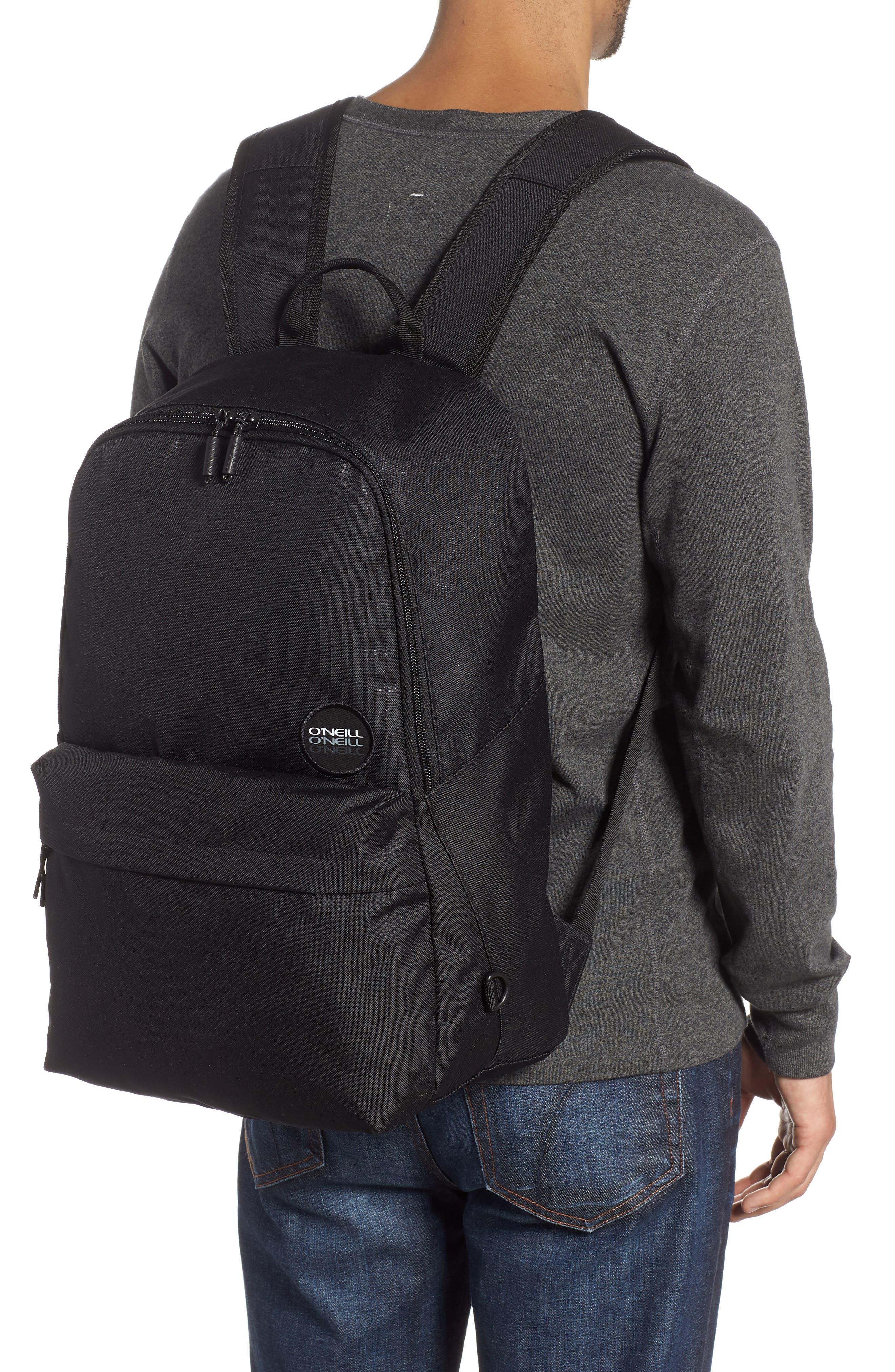 Transfer Backpack,                             Alternate thumbnail 2, color,                             BLACK