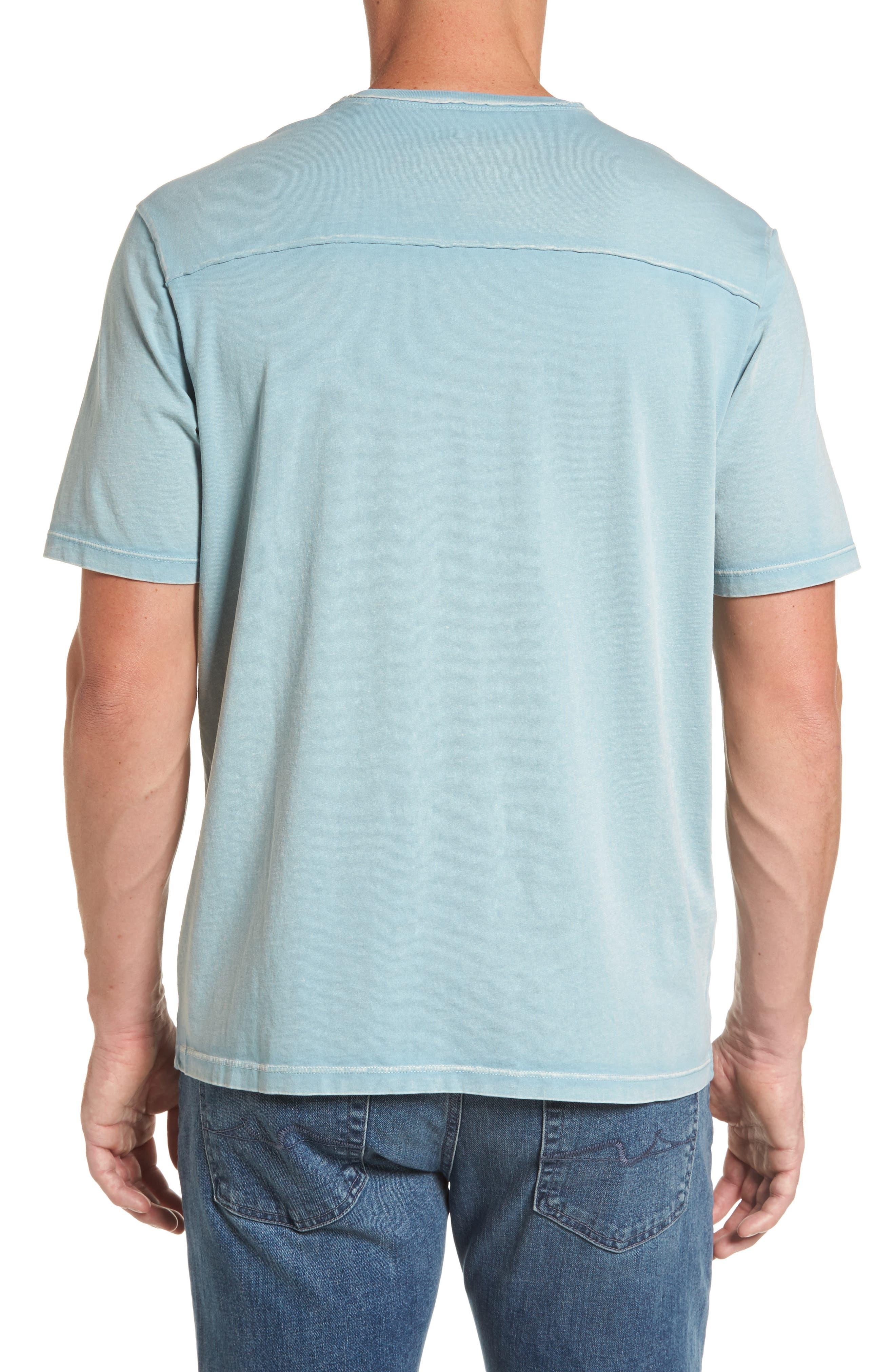 'Kahuna' V-Neck T-Shirt,                             Alternate thumbnail 2, color,                             303
