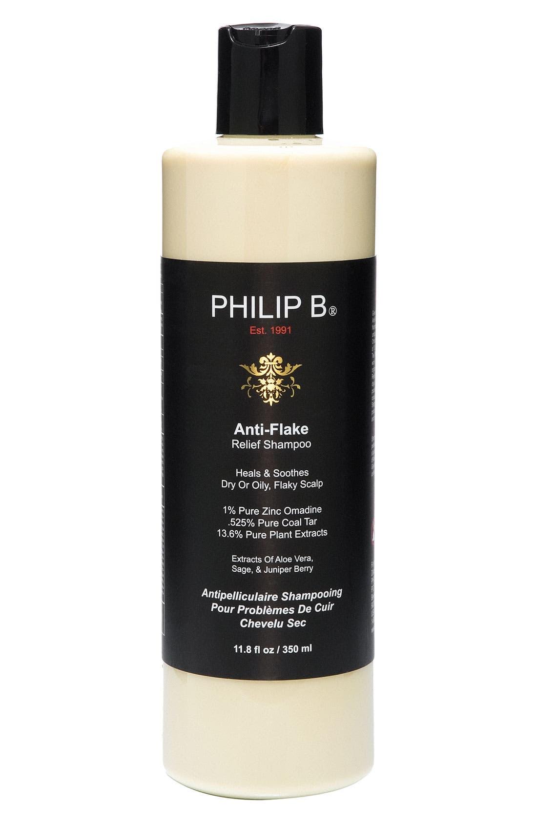 PHILIP B<SUP>®</SUP>,                             'Anti-Flake Relief' Shampoo,                             Main thumbnail 1, color,                             000