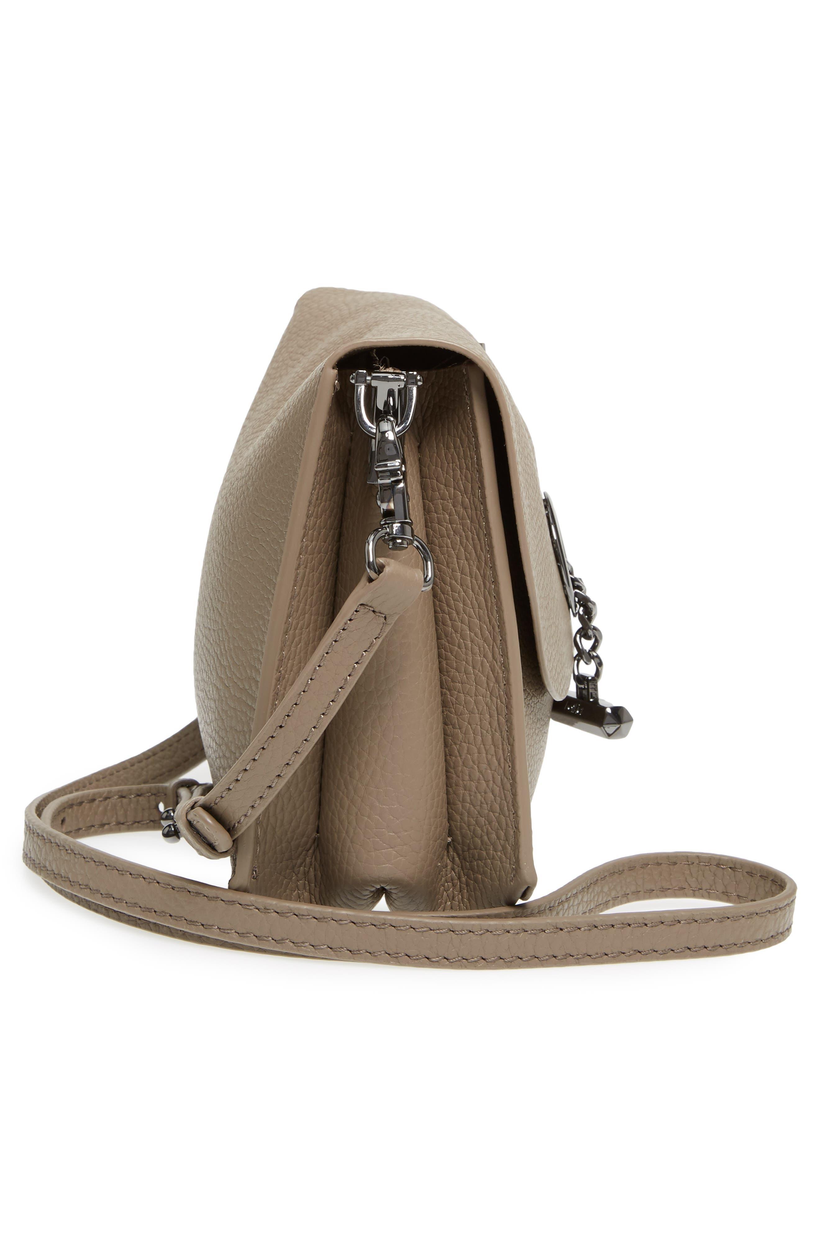 Waverly Leather Crossbody Bag,                             Alternate thumbnail 32, color,