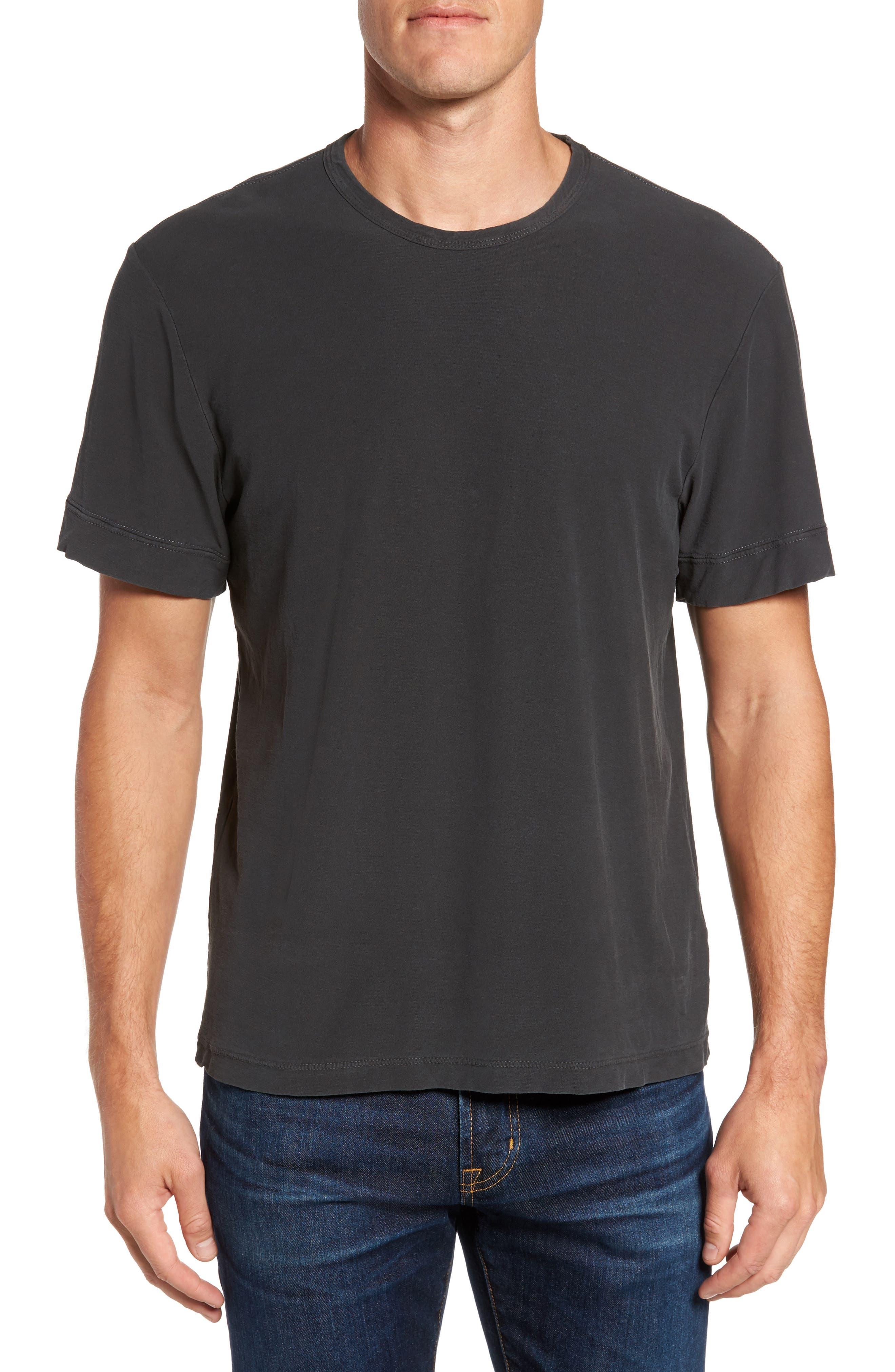 Classic Crewneck T-Shirt,                             Main thumbnail 1, color,                             020