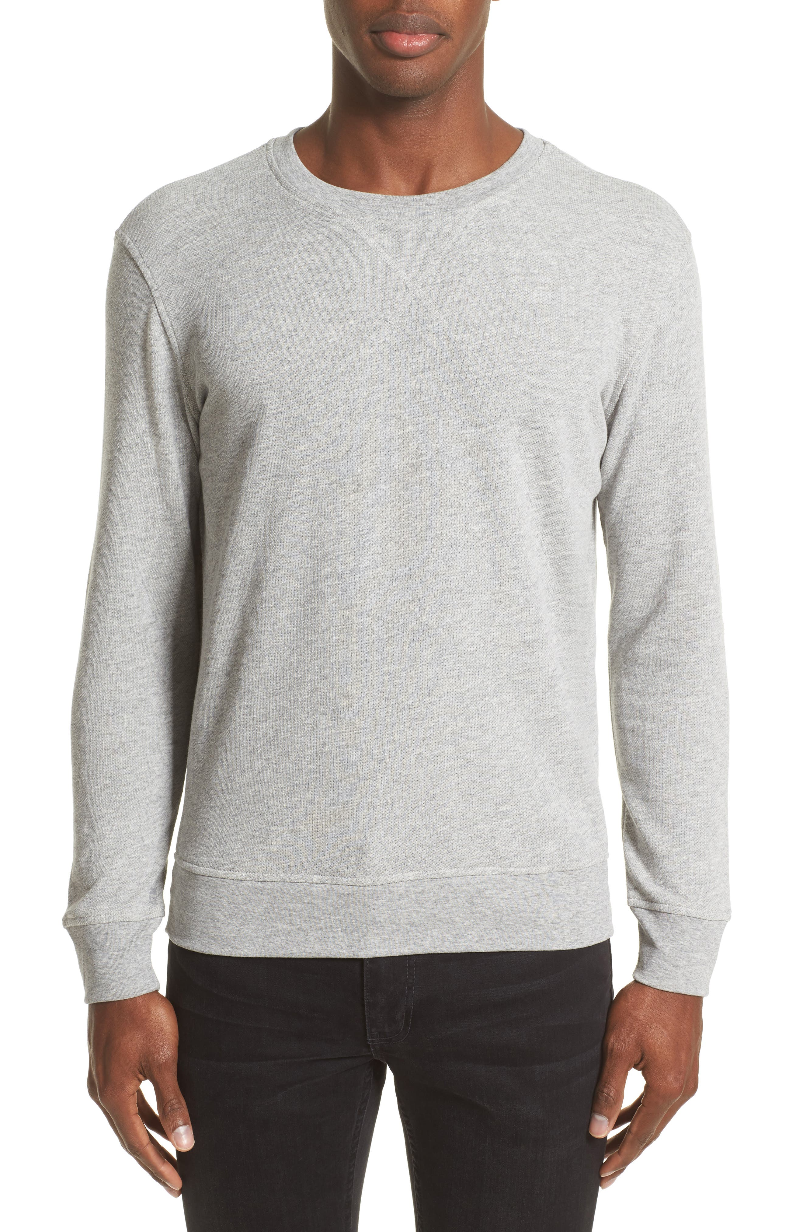 French Terry Sweatshirt,                             Main thumbnail 1, color,                             050