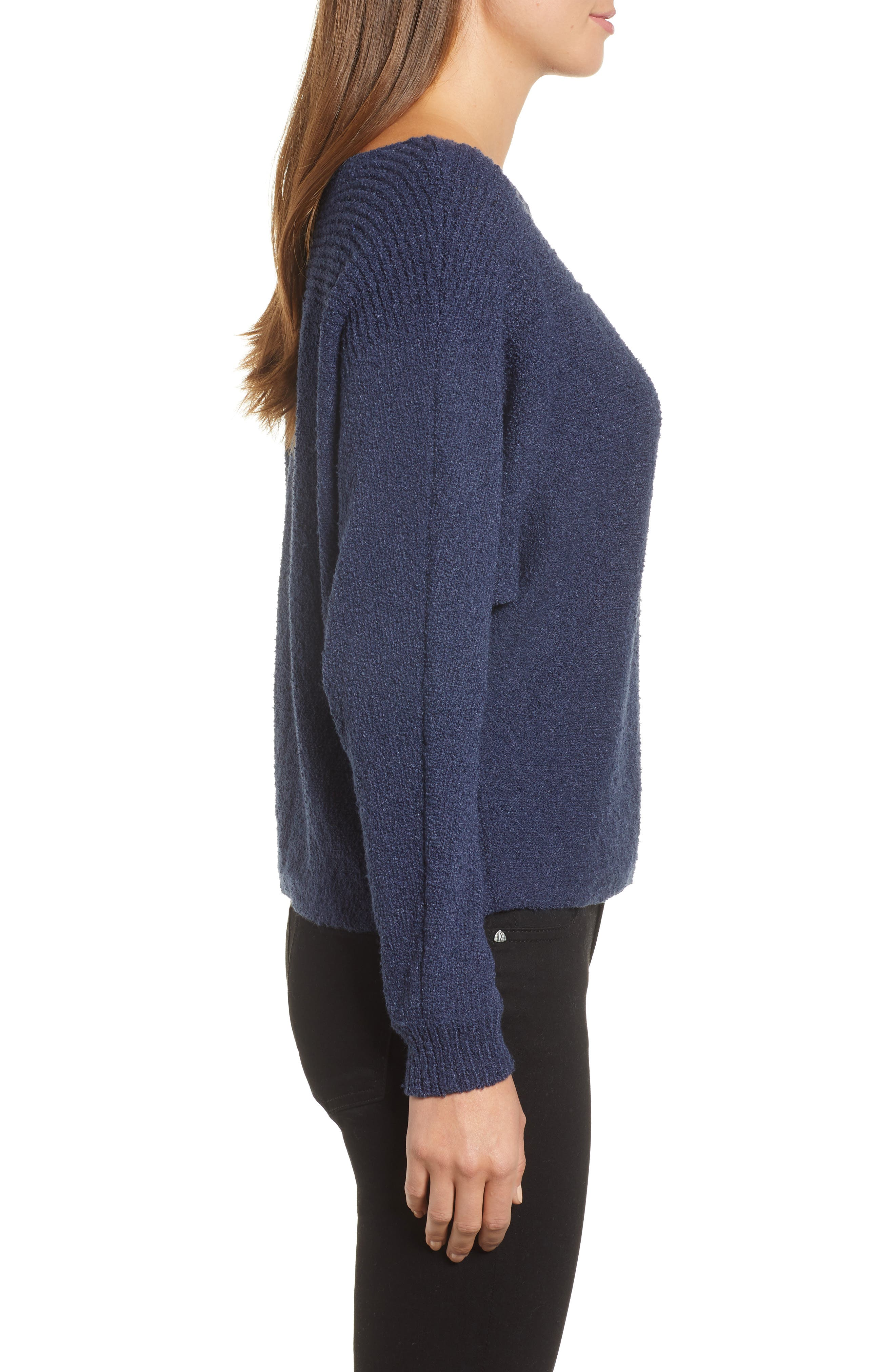Calson<sup>®</sup> Dolman Sleeve Sweater,                             Alternate thumbnail 3, color,                             410