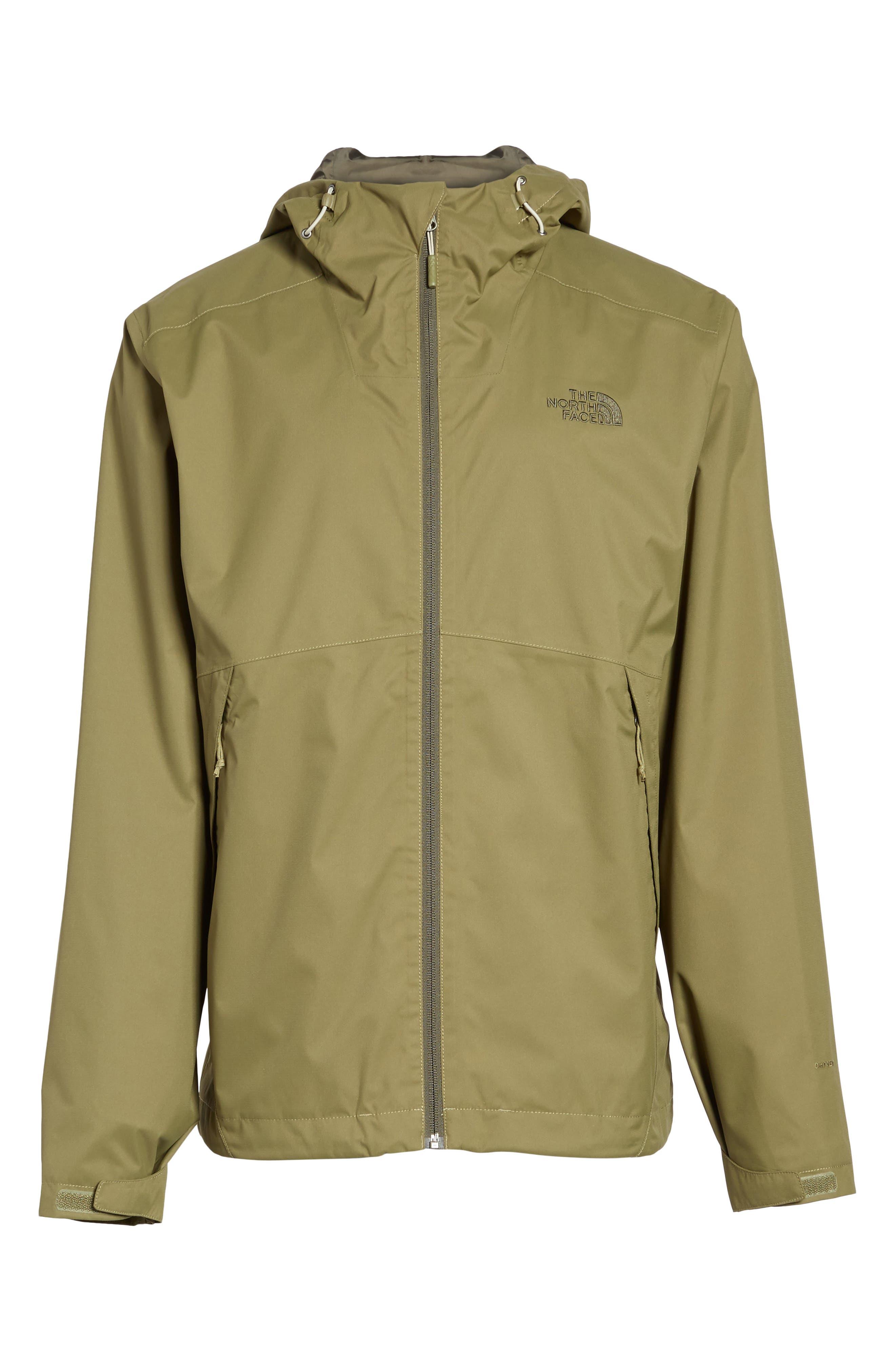 'Millerton' DryVent<sup>®</sup> Waterproof Hooded Jacket,                             Alternate thumbnail 5, color,                             305