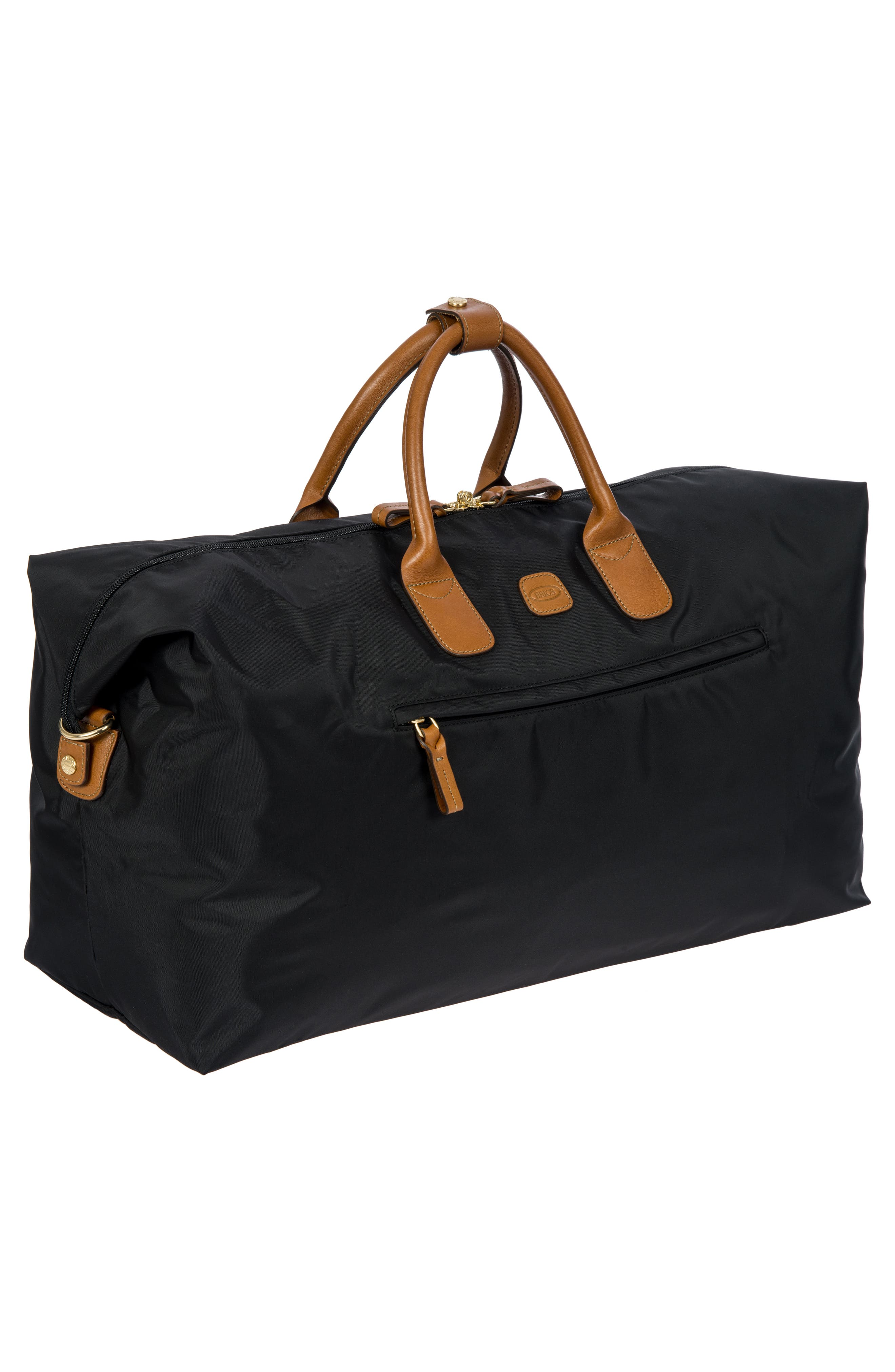 X-Bag Boarding 22-Inch Duffel Bag,                             Alternate thumbnail 4, color,                             BLACK