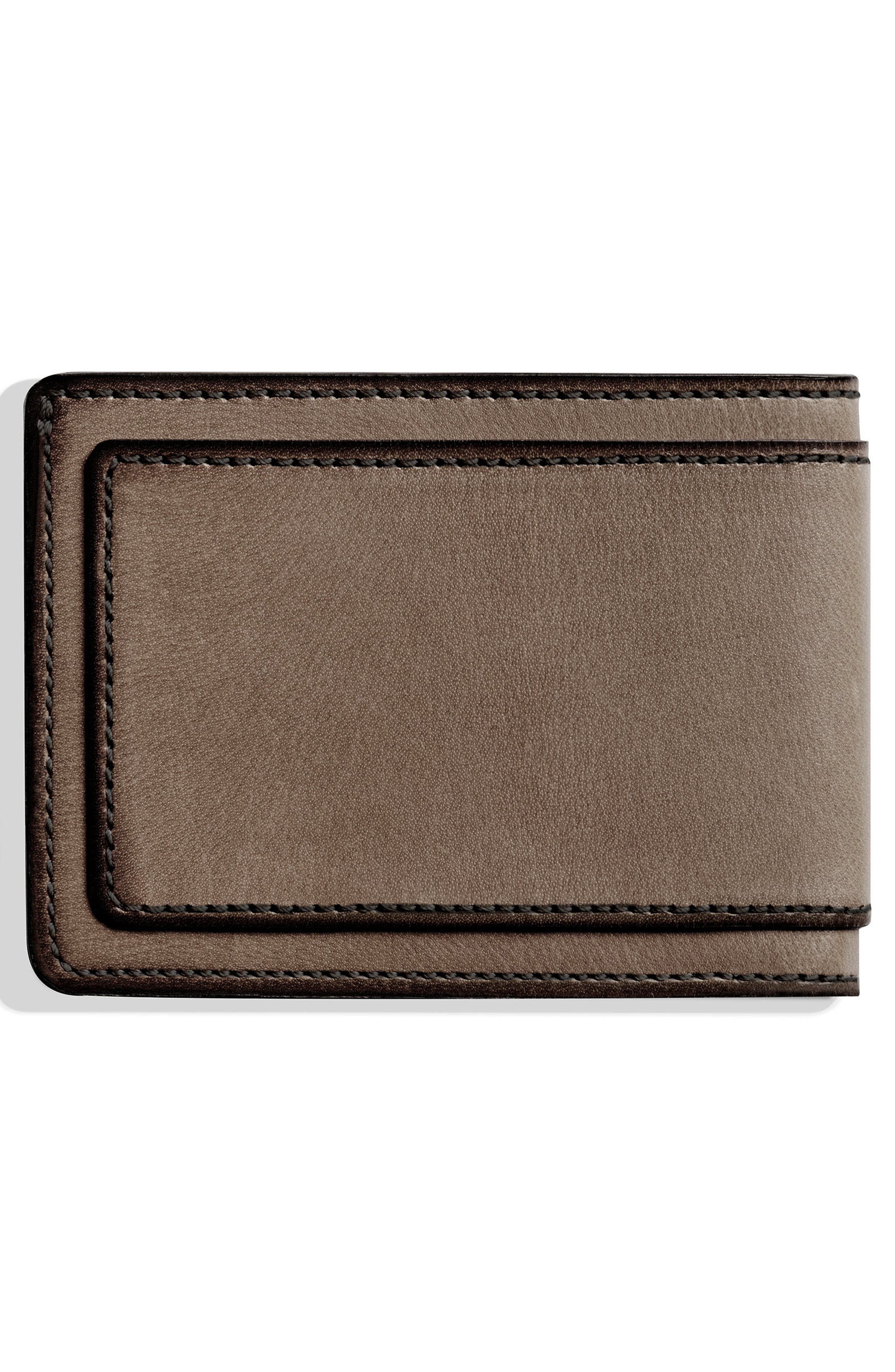 Outlaw Wallet,                             Alternate thumbnail 3, color,                             DARK GREY