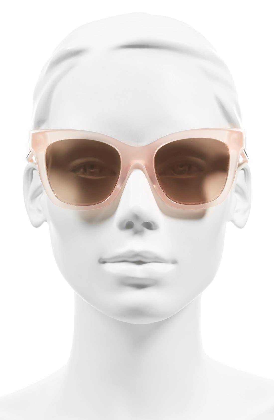 emmylou 51mm sunglasses,                             Alternate thumbnail 10, color,