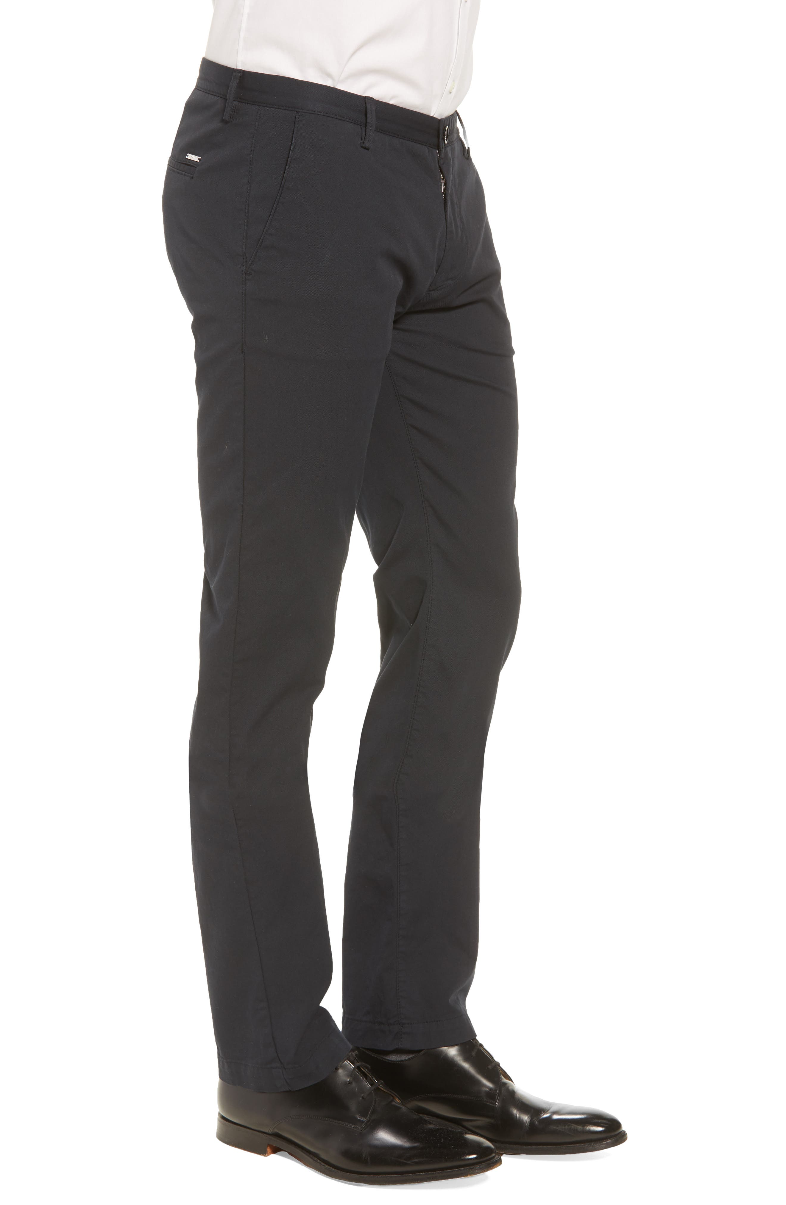 Rice Slim Fit Chino Pants,                             Alternate thumbnail 6, color,