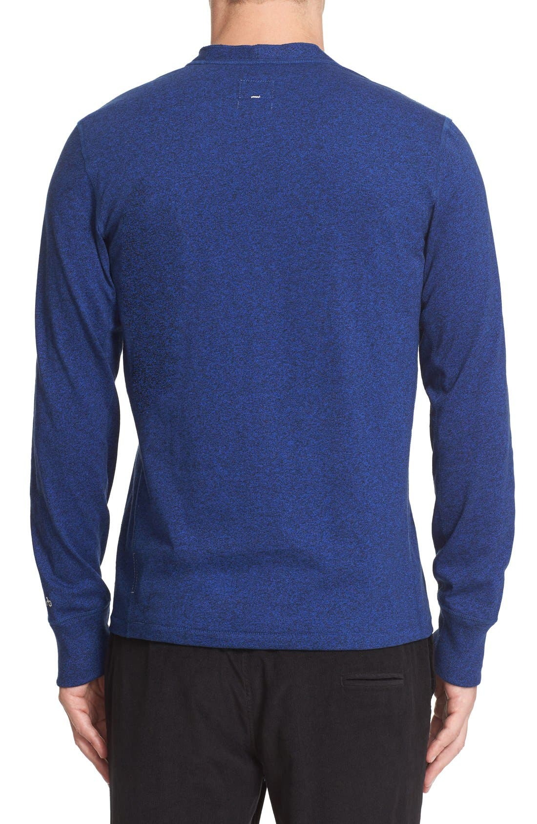 Standard Issue Slub Cotton Henley,                             Alternate thumbnail 22, color,