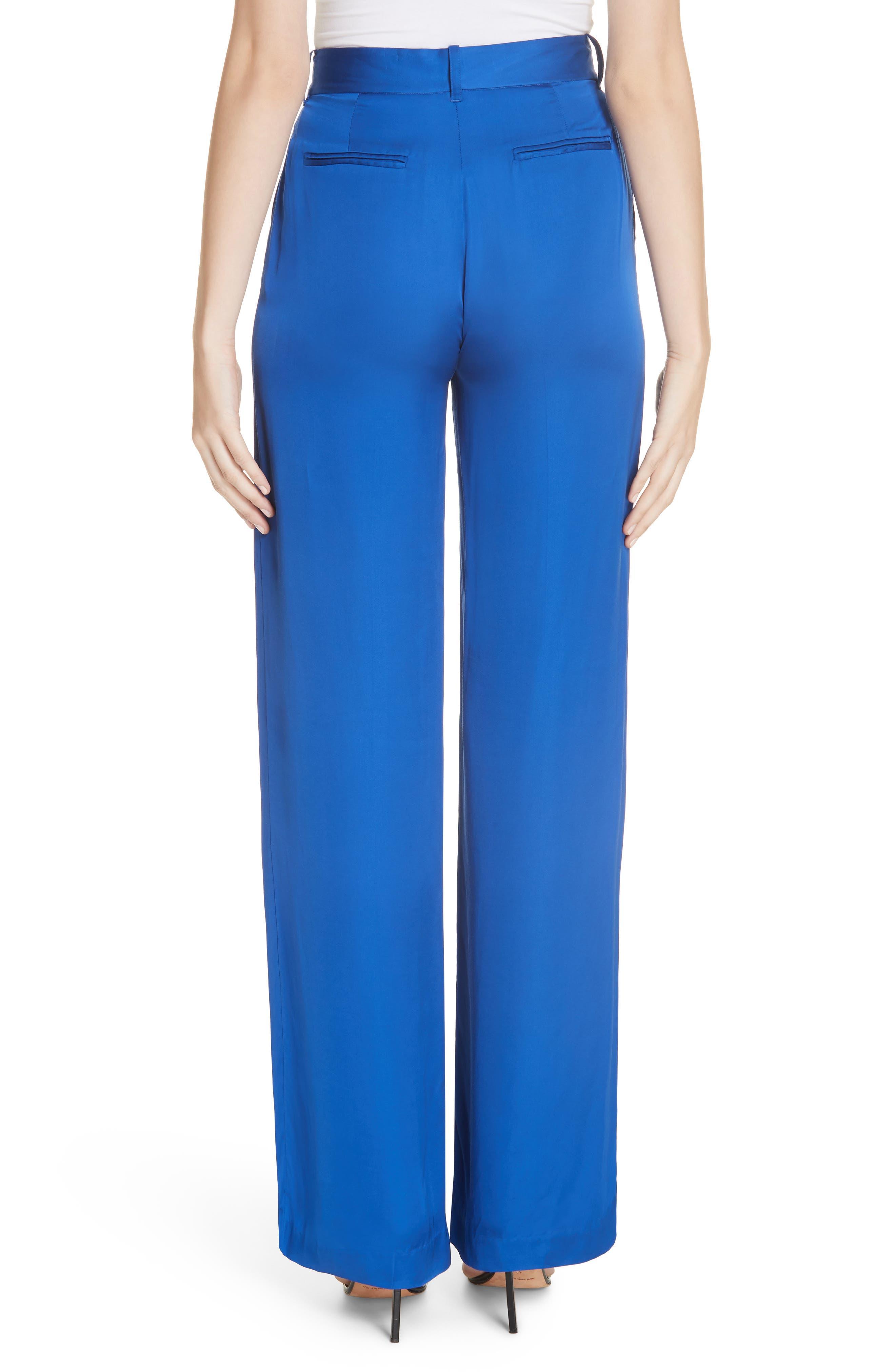 Arwen Trousers,                             Alternate thumbnail 2, color,                             HYPER BLUE
