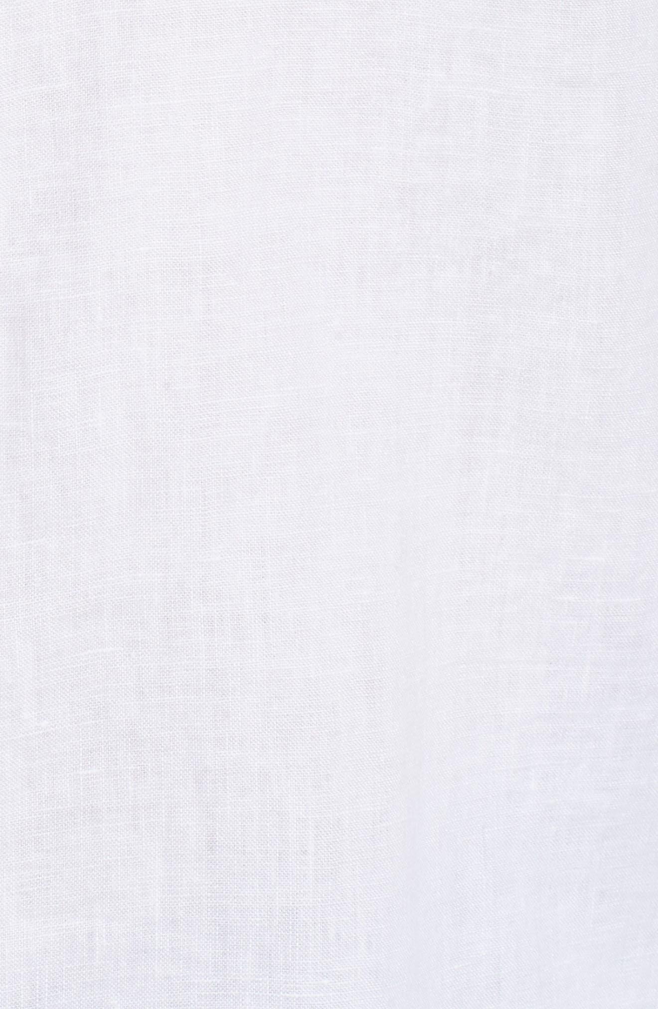 Seaspray Breezer Linen Shirt,                             Alternate thumbnail 17, color,