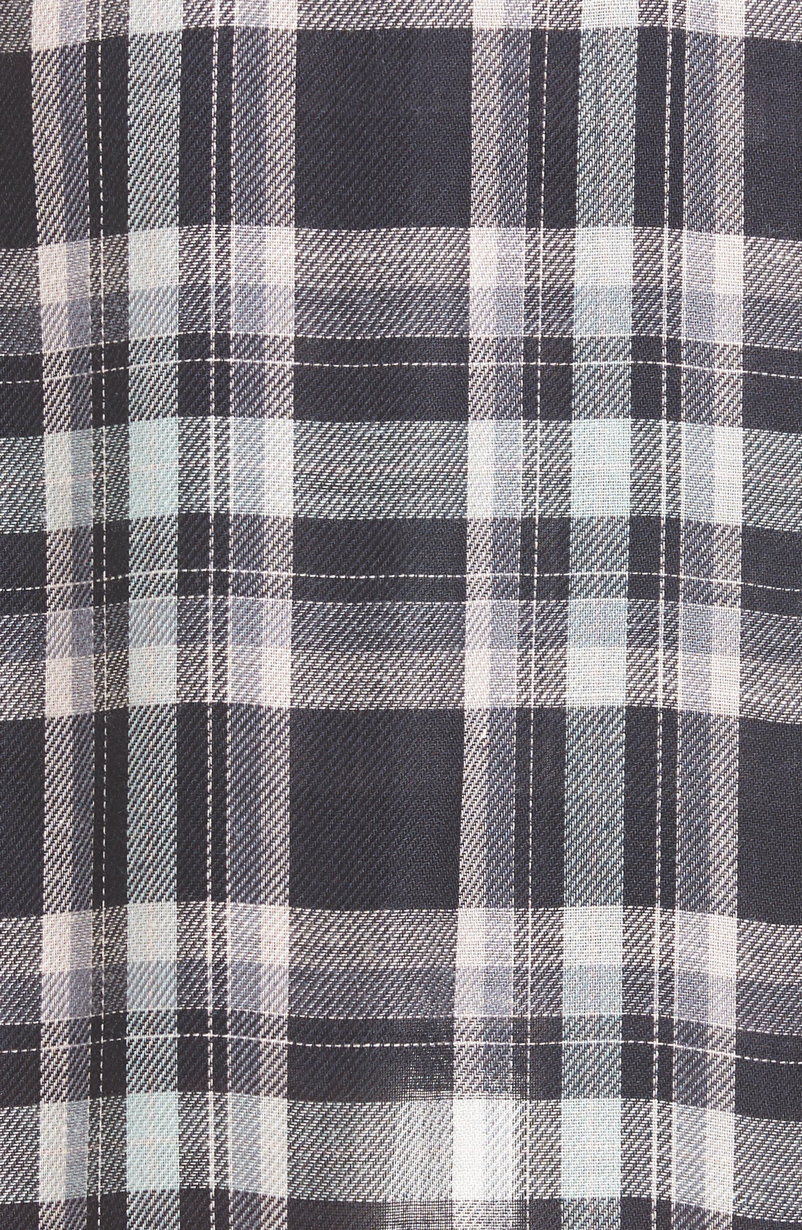 When We Wake Plaid Skirt,                             Alternate thumbnail 5, color,                             400