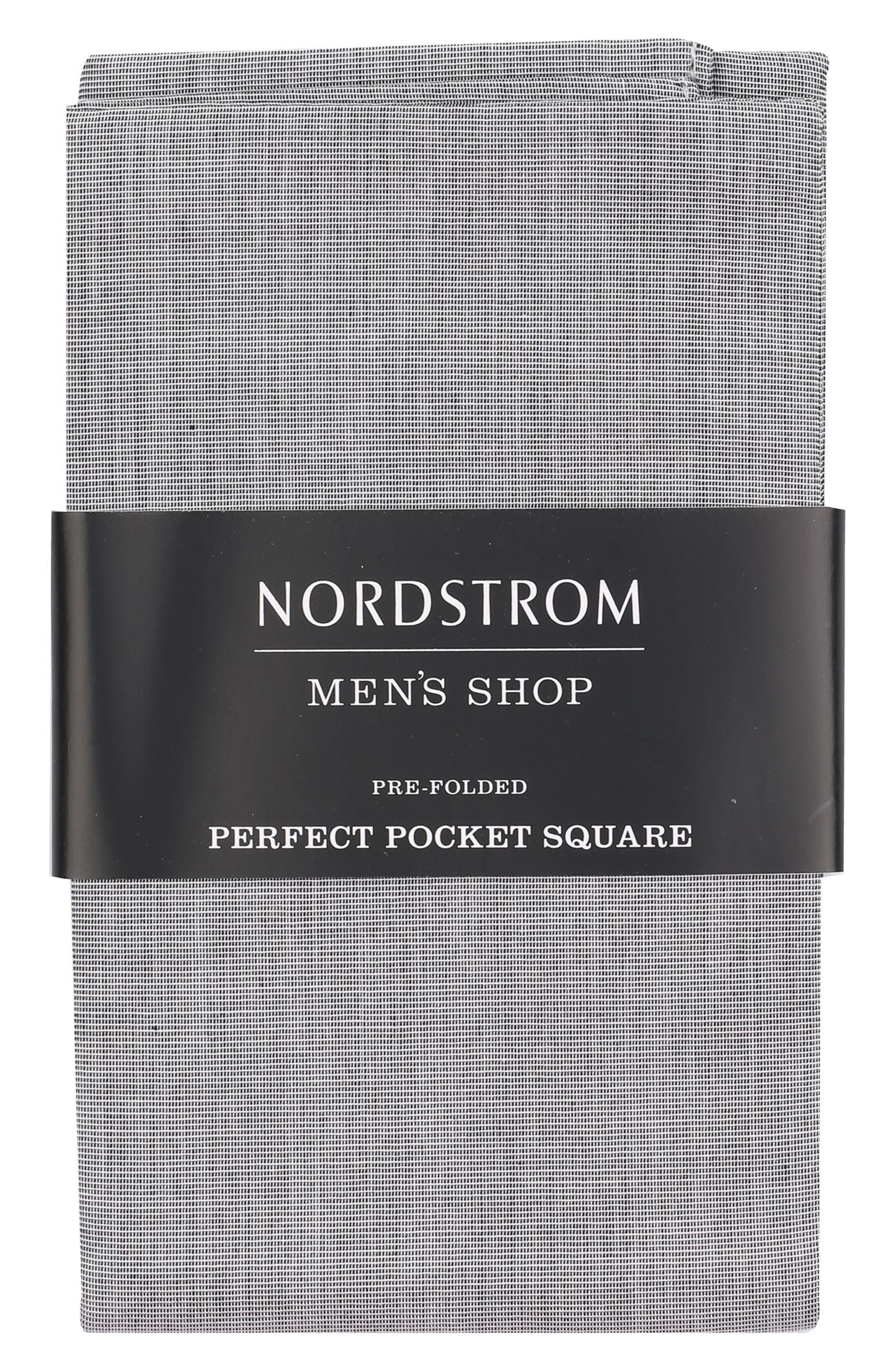 The Perfect Pre-Folded Pocket Square,                             Main thumbnail 4, color,