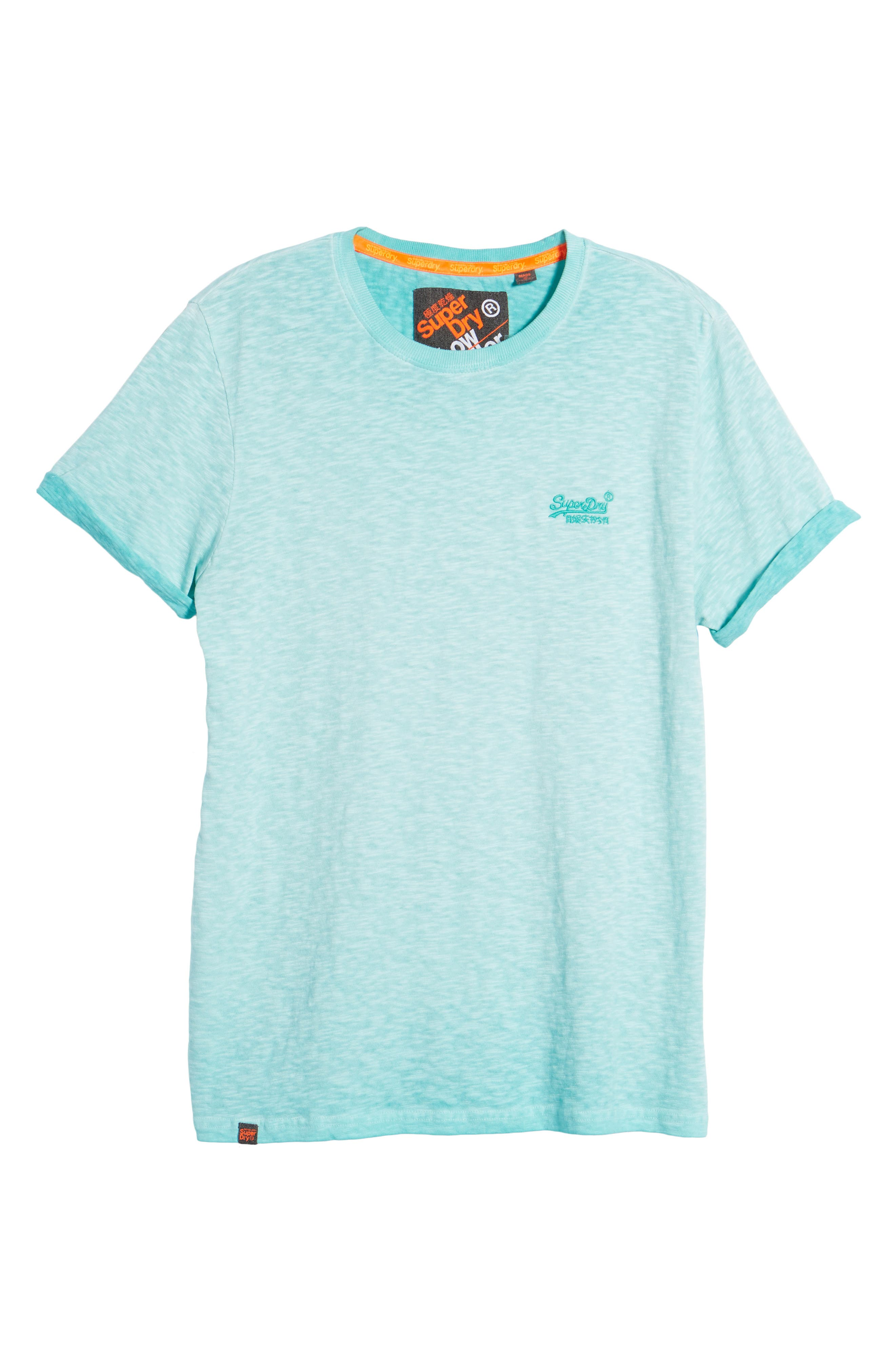 Orange Label Low Roller T-Shirt,                             Alternate thumbnail 28, color,