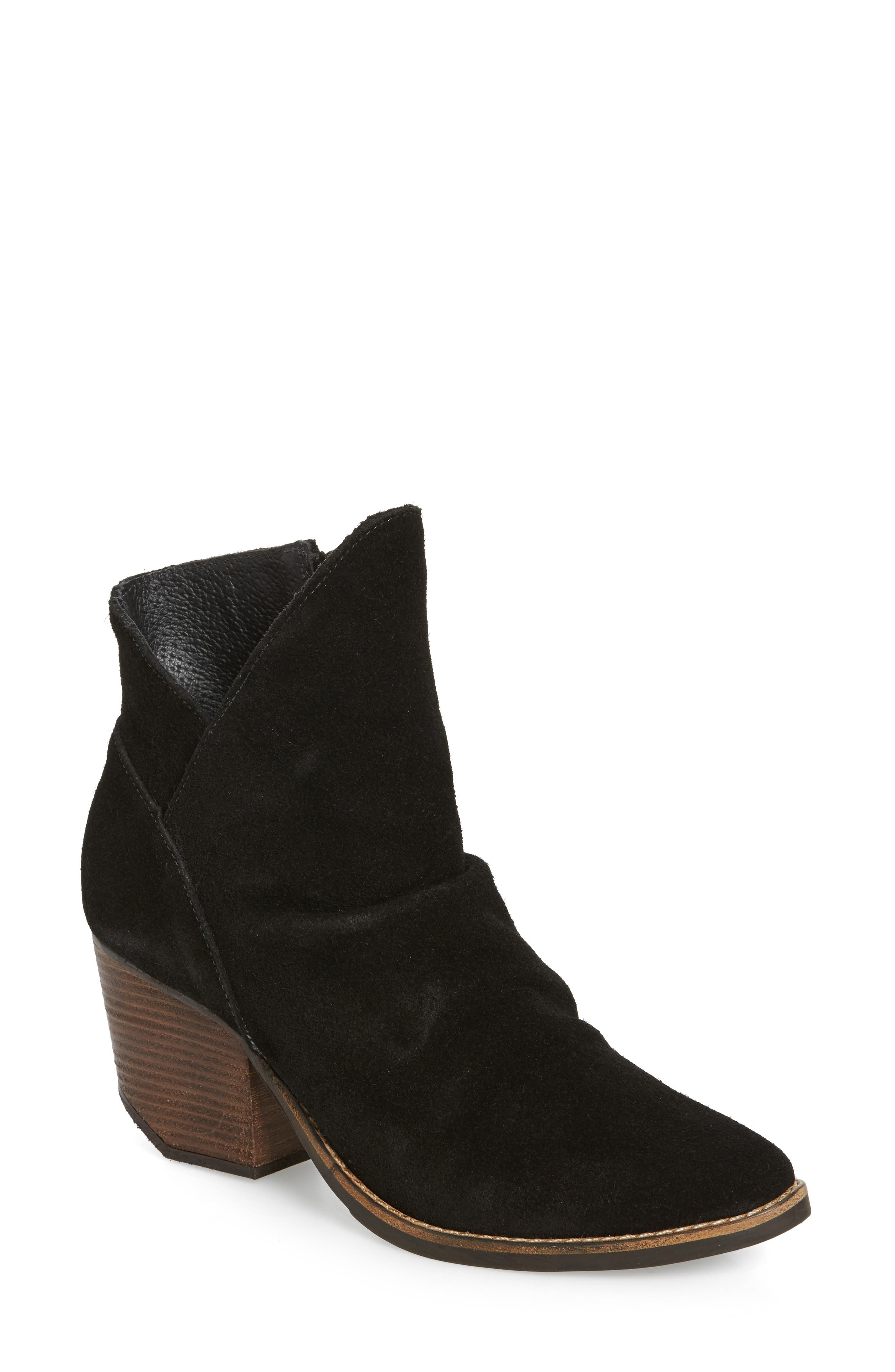 Society Bootie,                             Main thumbnail 1, color,                             017