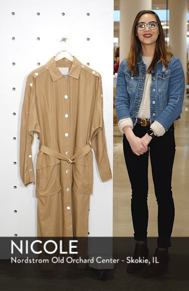Snap Detail Trench Coat, sales video thumbnail