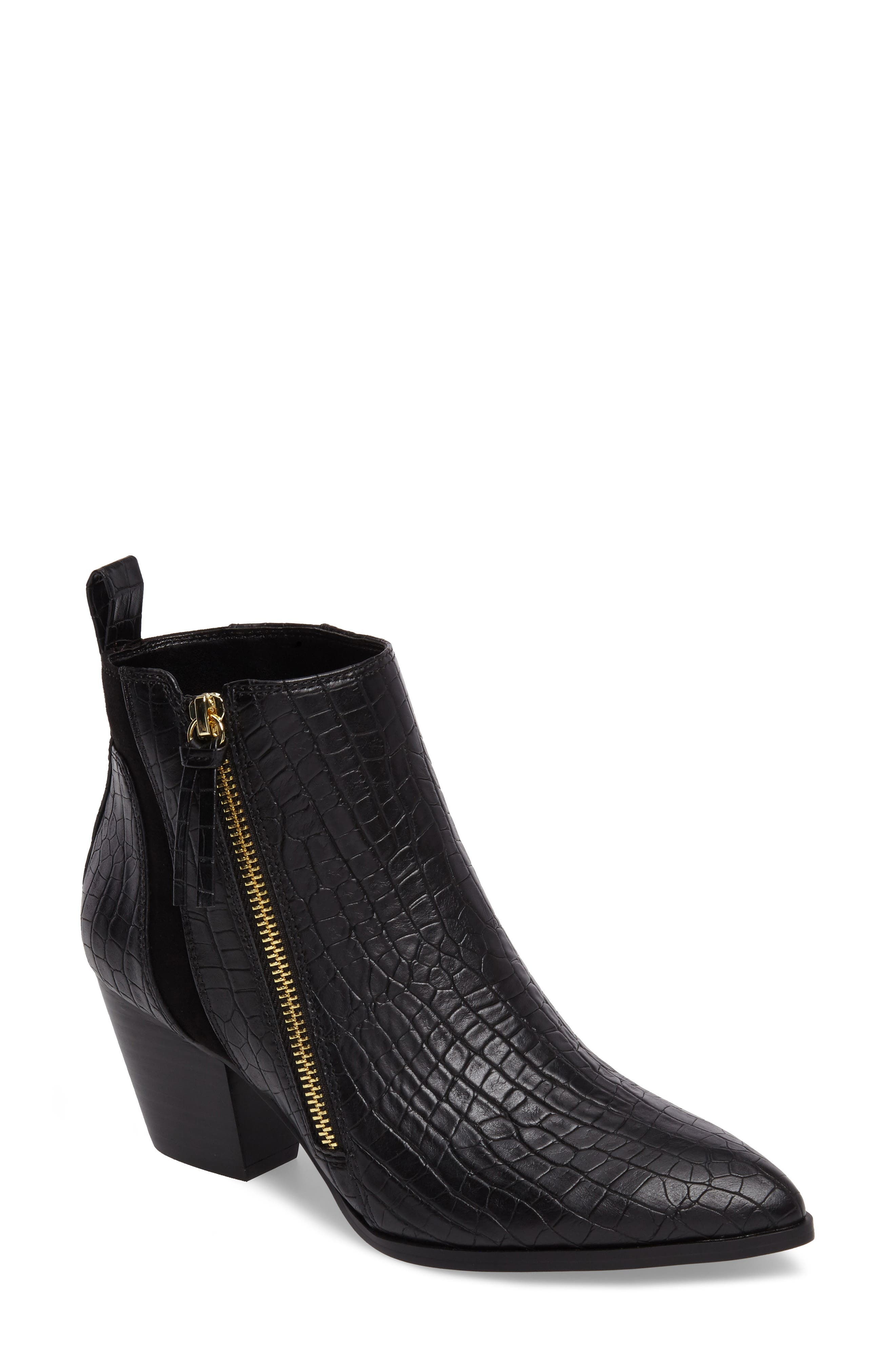 Everst II Pointy Toe Bootie,                         Main,                         color, 017