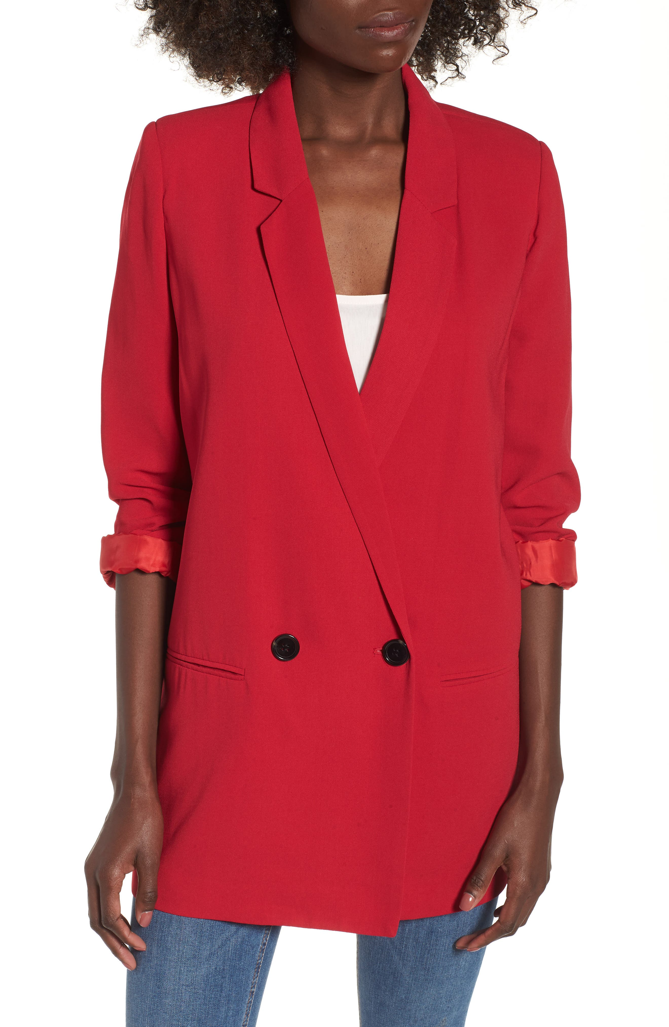 Oversize Blazer,                             Alternate thumbnail 35, color,