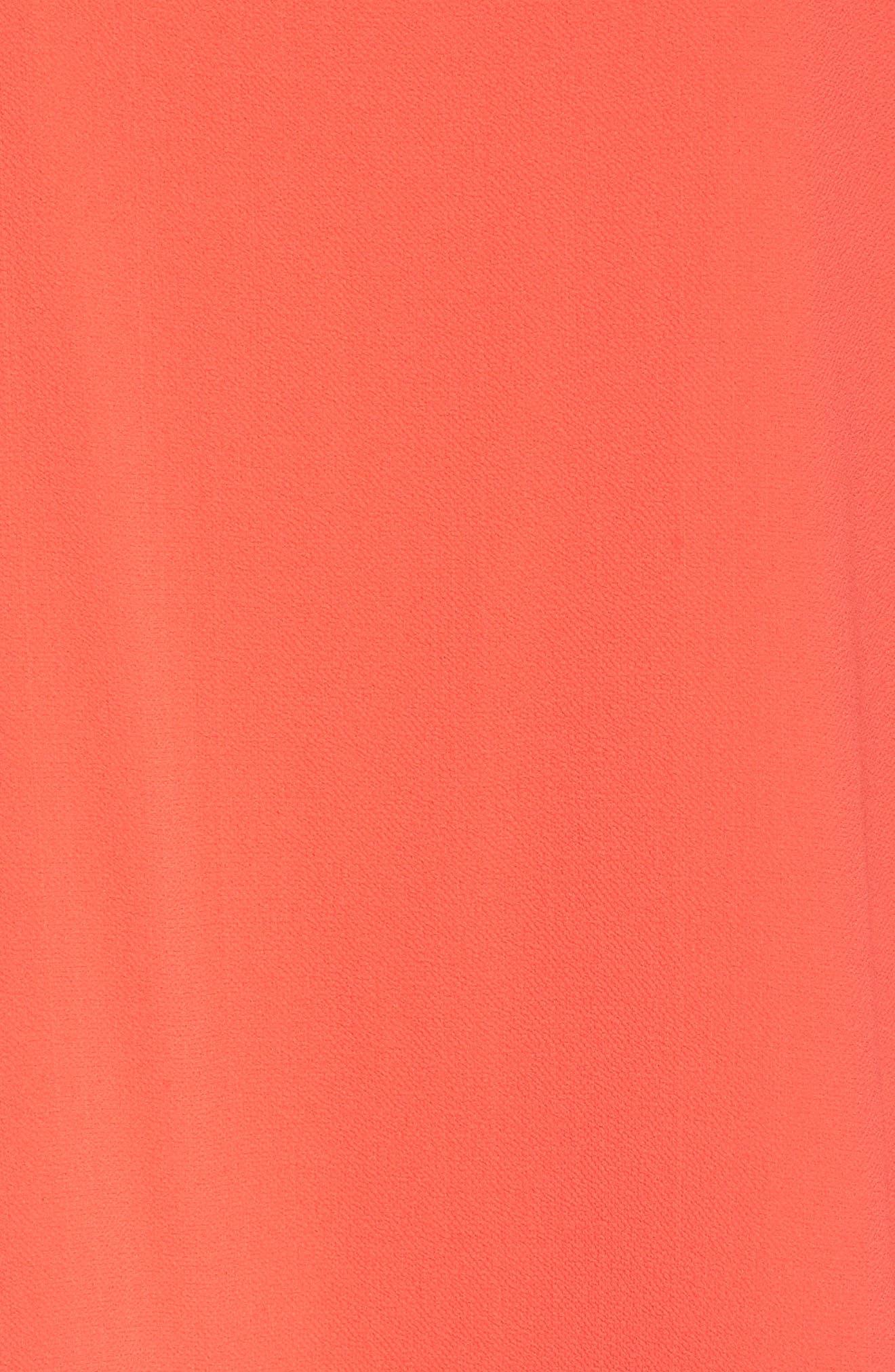 Off the Shoulder Ruffle Dress,                             Alternate thumbnail 48, color,