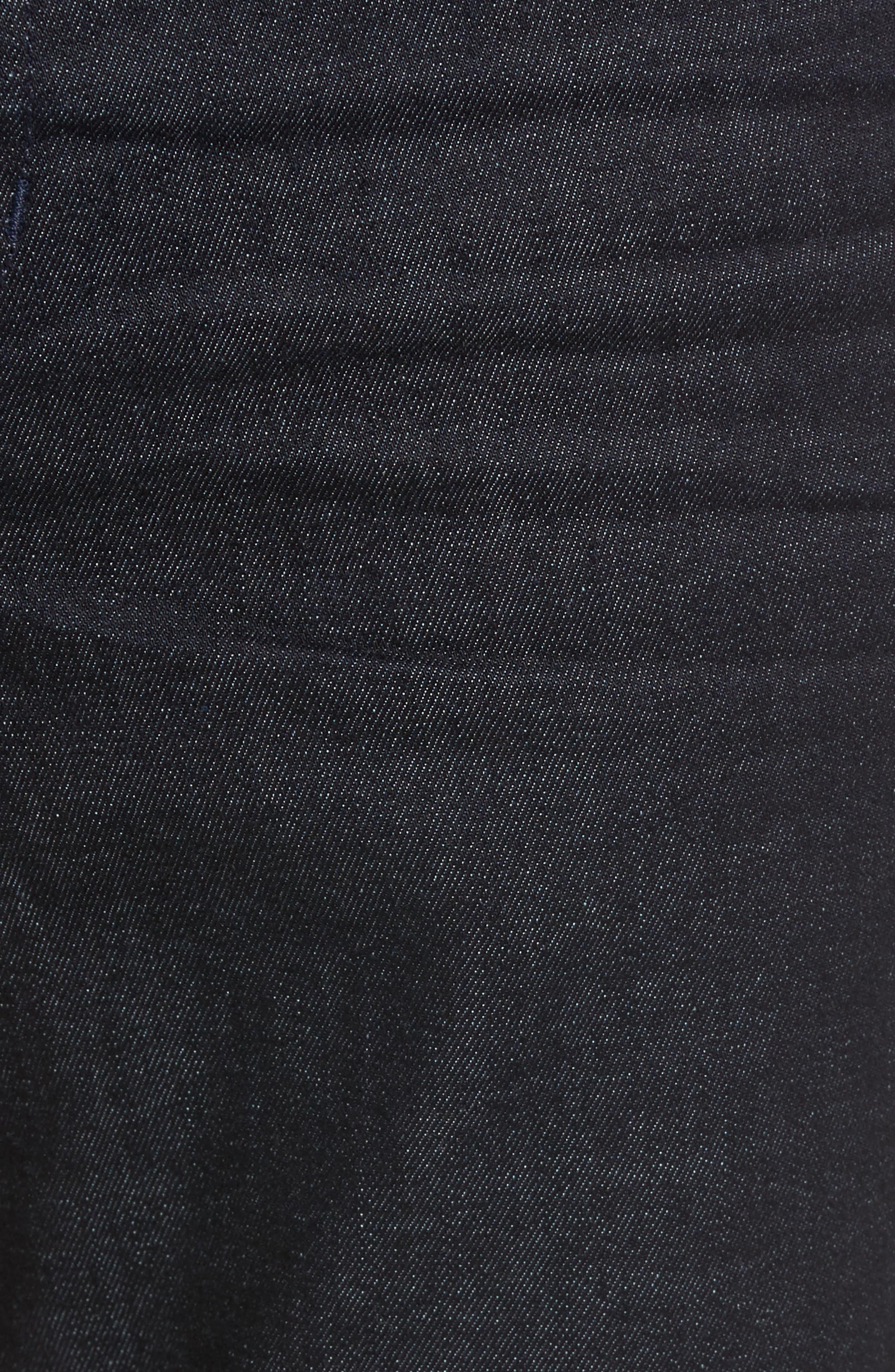 Brixton Slim Straight Fit Jeans,                             Alternate thumbnail 5, color,