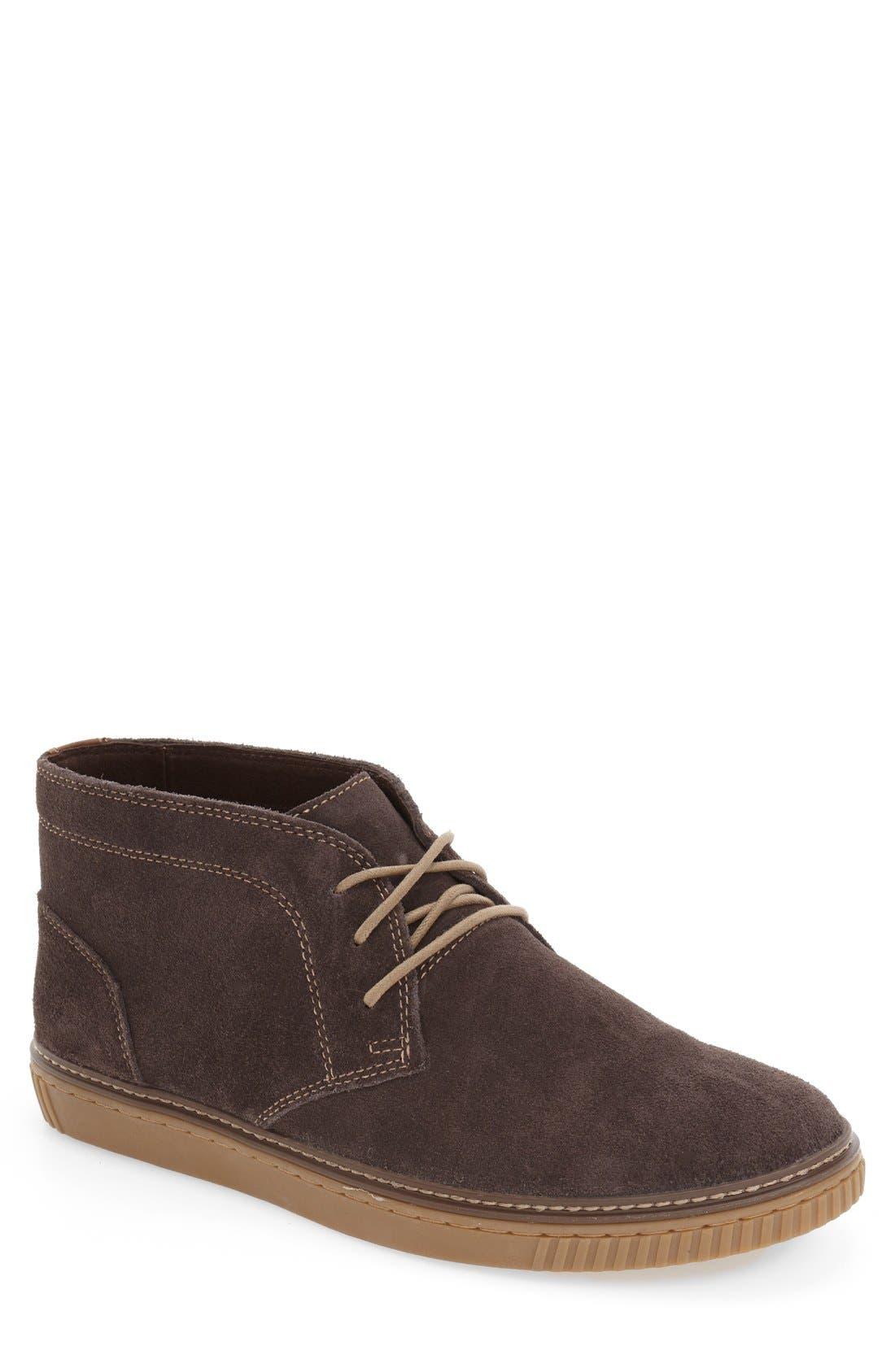 'Wallace' Chukka Boot,                         Main,                         color, 020