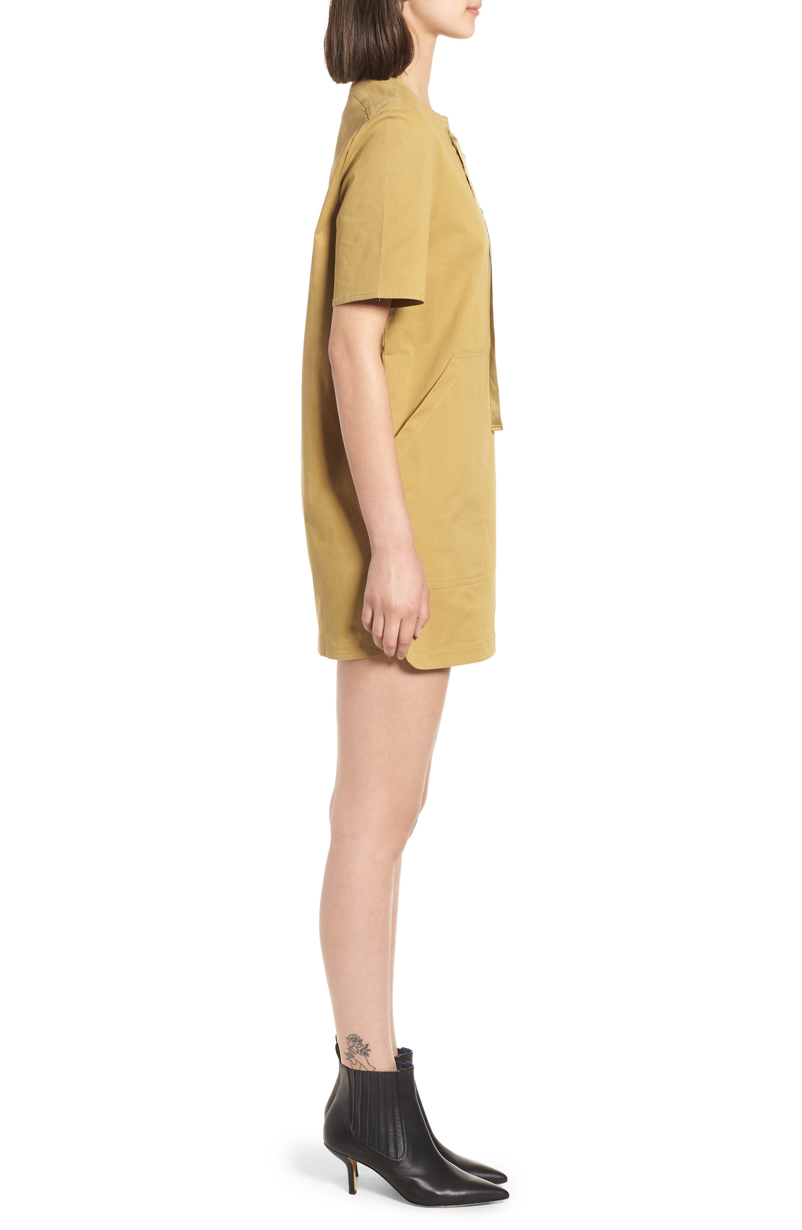 Strand Dress,                             Alternate thumbnail 3, color,                             360