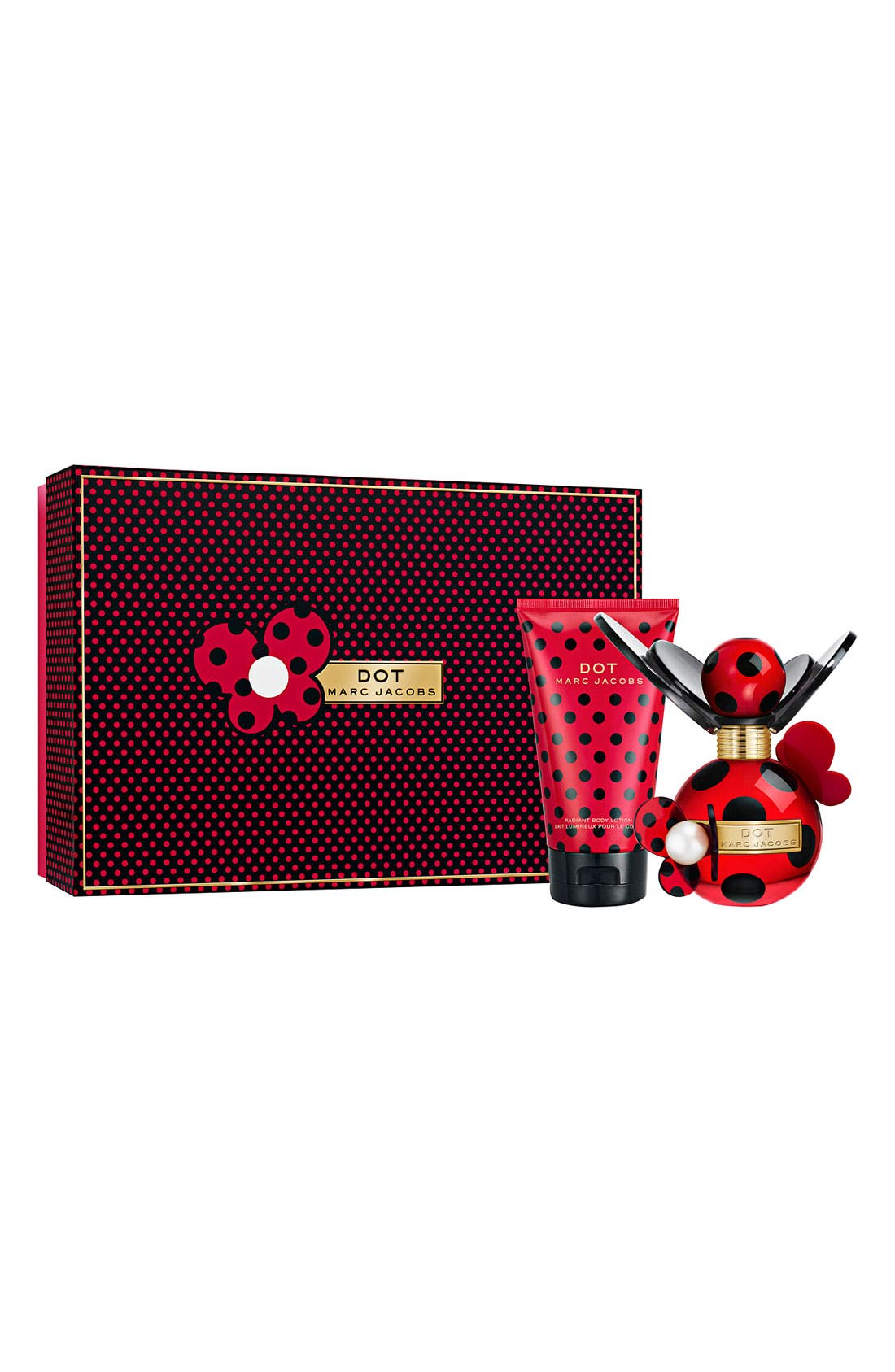'Dot' Fragrance Set,                             Main thumbnail 1, color,                             000