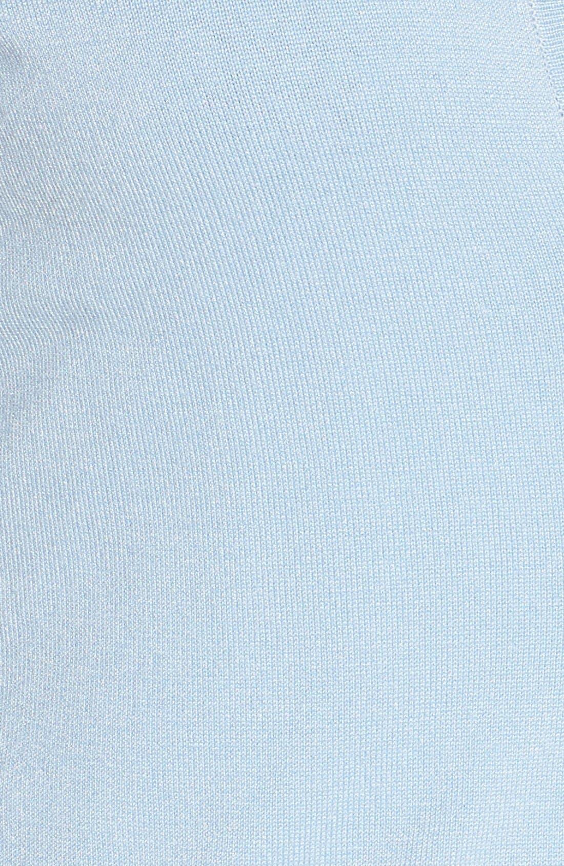 Three Quarter Sleeve Cardigan,                             Alternate thumbnail 214, color,