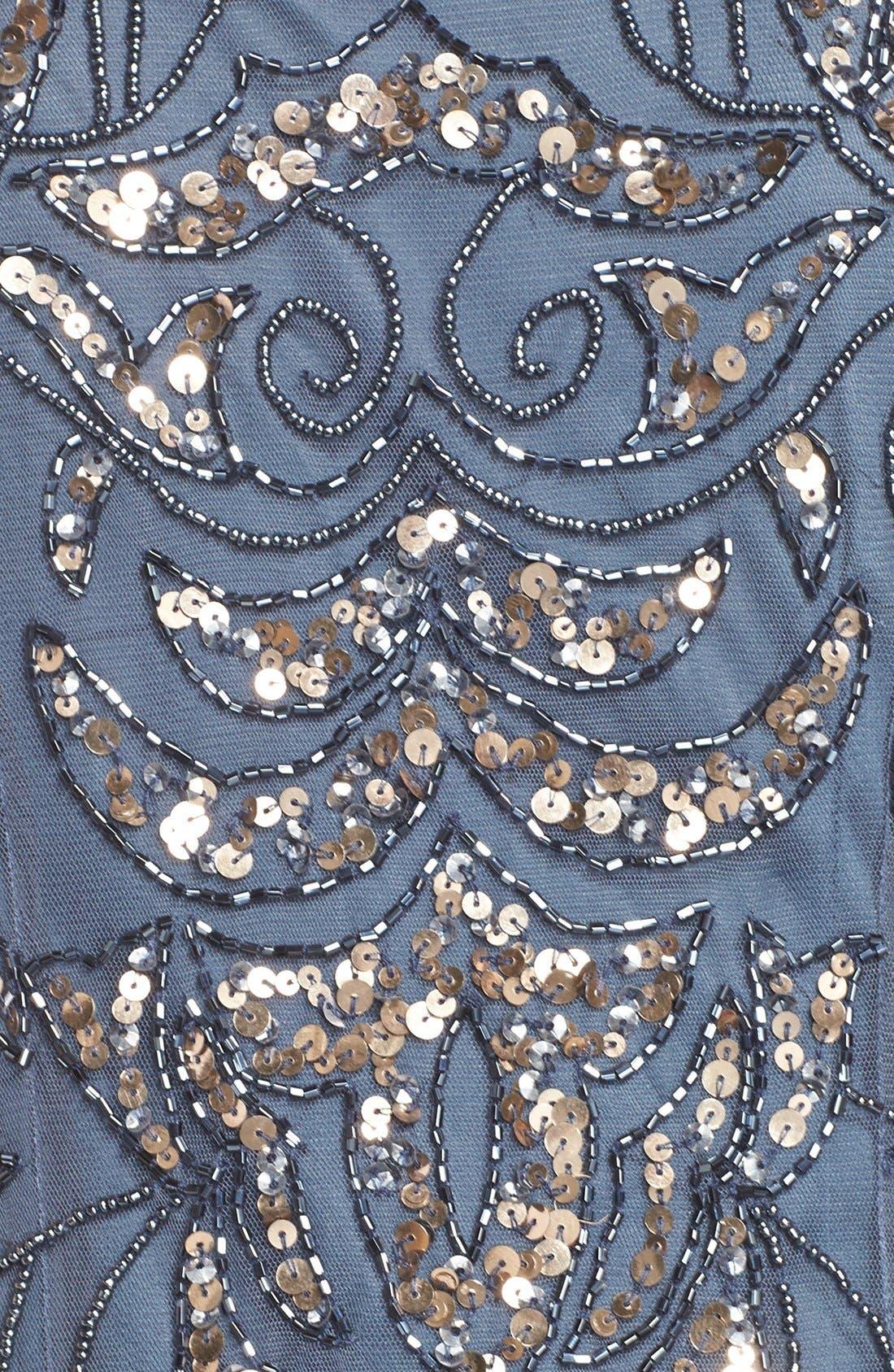 Mermaid Gown,                             Alternate thumbnail 7, color,                             020
