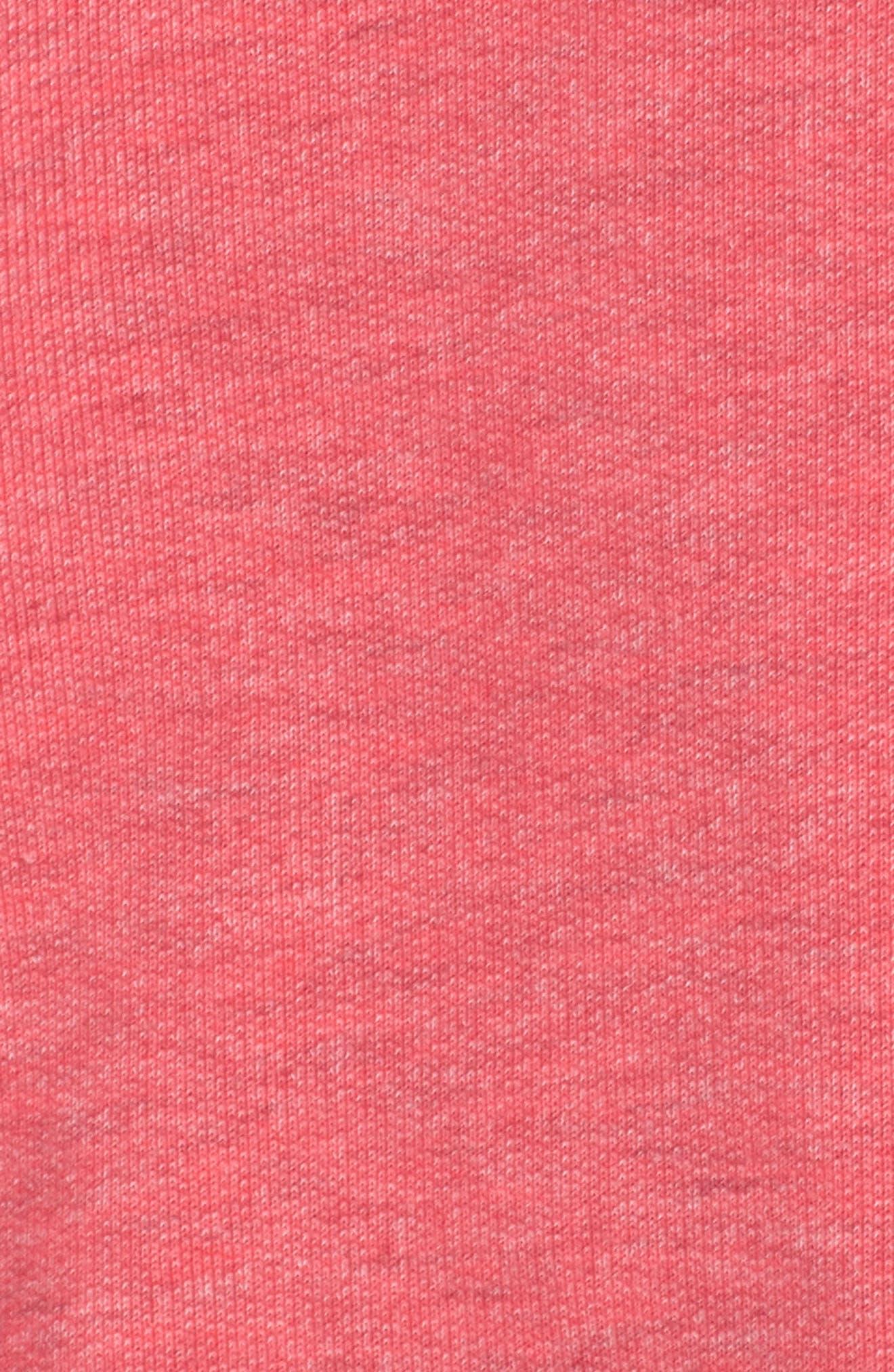 Felix x Scotch & Soda Burnout Appliqué & Graphic Sweatshirt,                             Alternate thumbnail 5, color,                             610